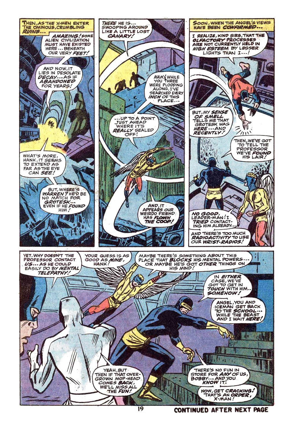 Uncanny X-Men (1963) 89 Page 13