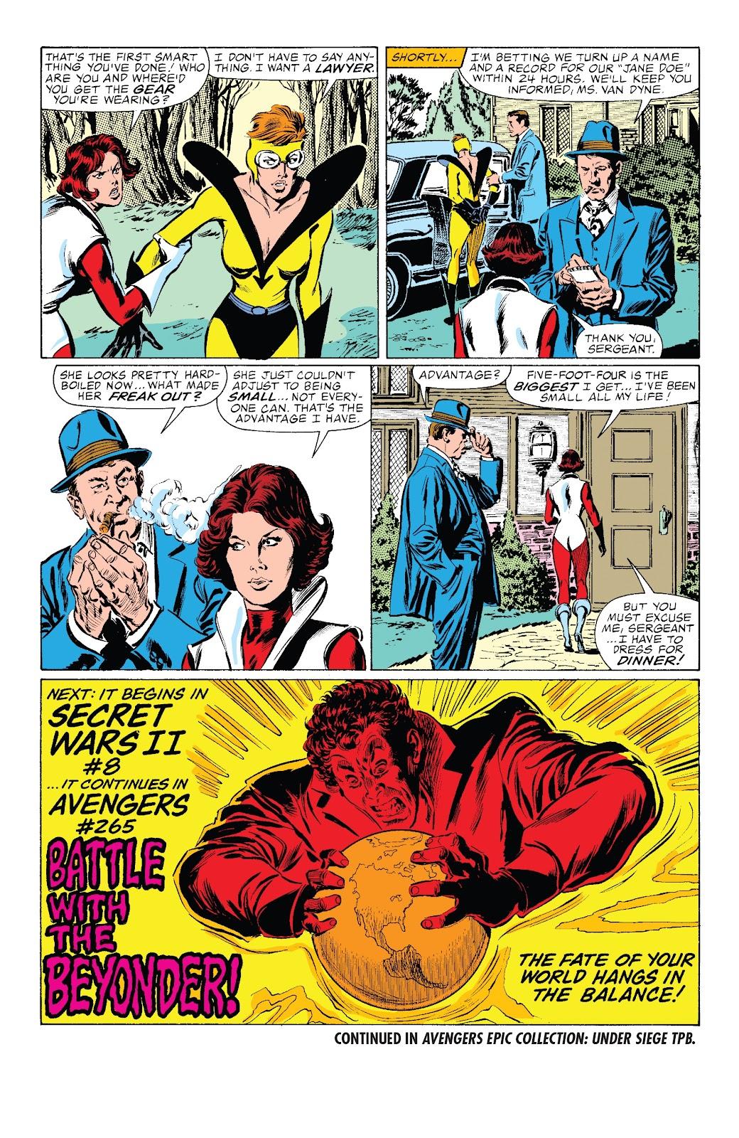 Read online Marvel Tales: Avengers comic -  Issue # Full - 70