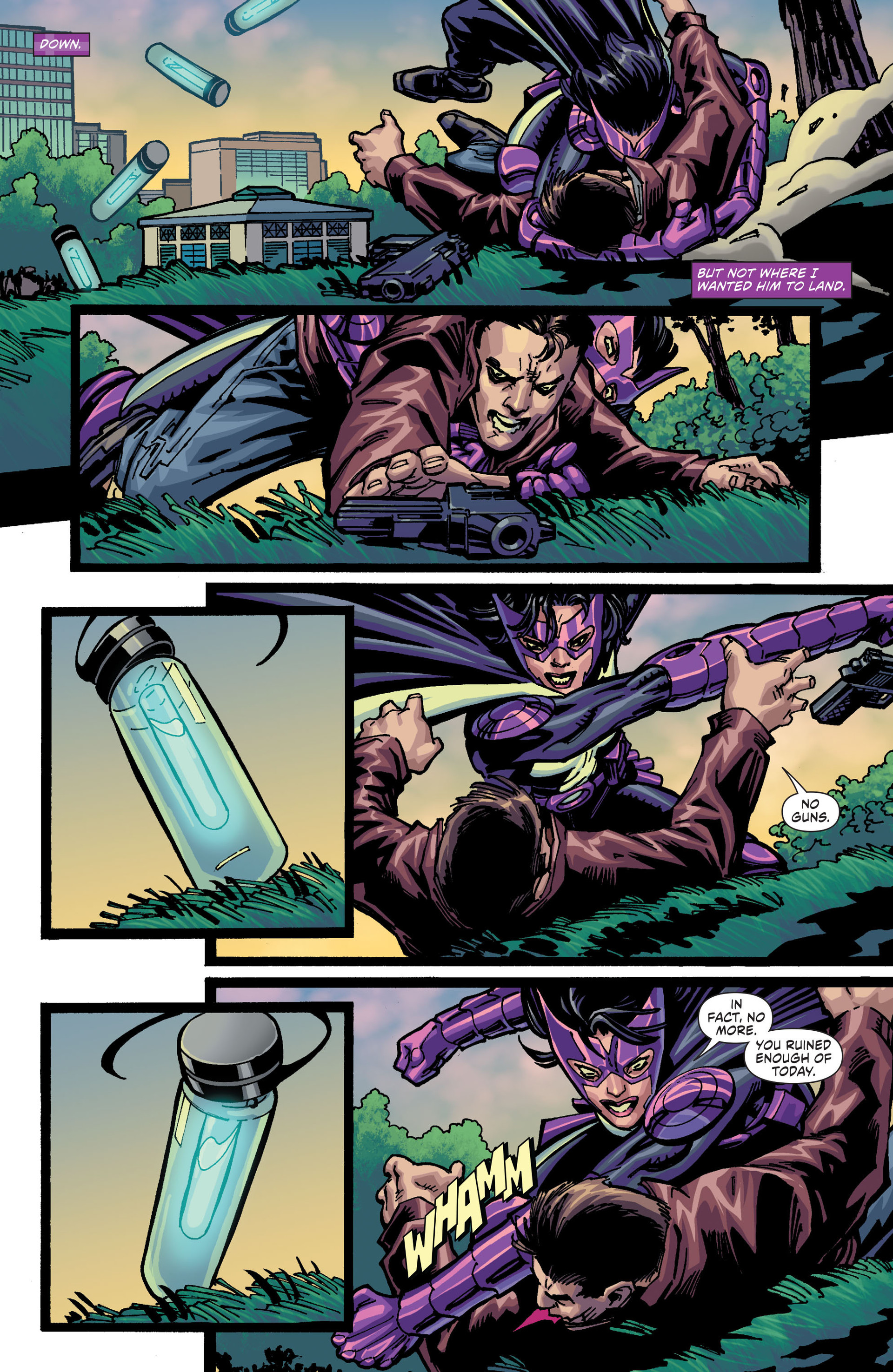 Read online Worlds' Finest comic -  Issue #24 - 19