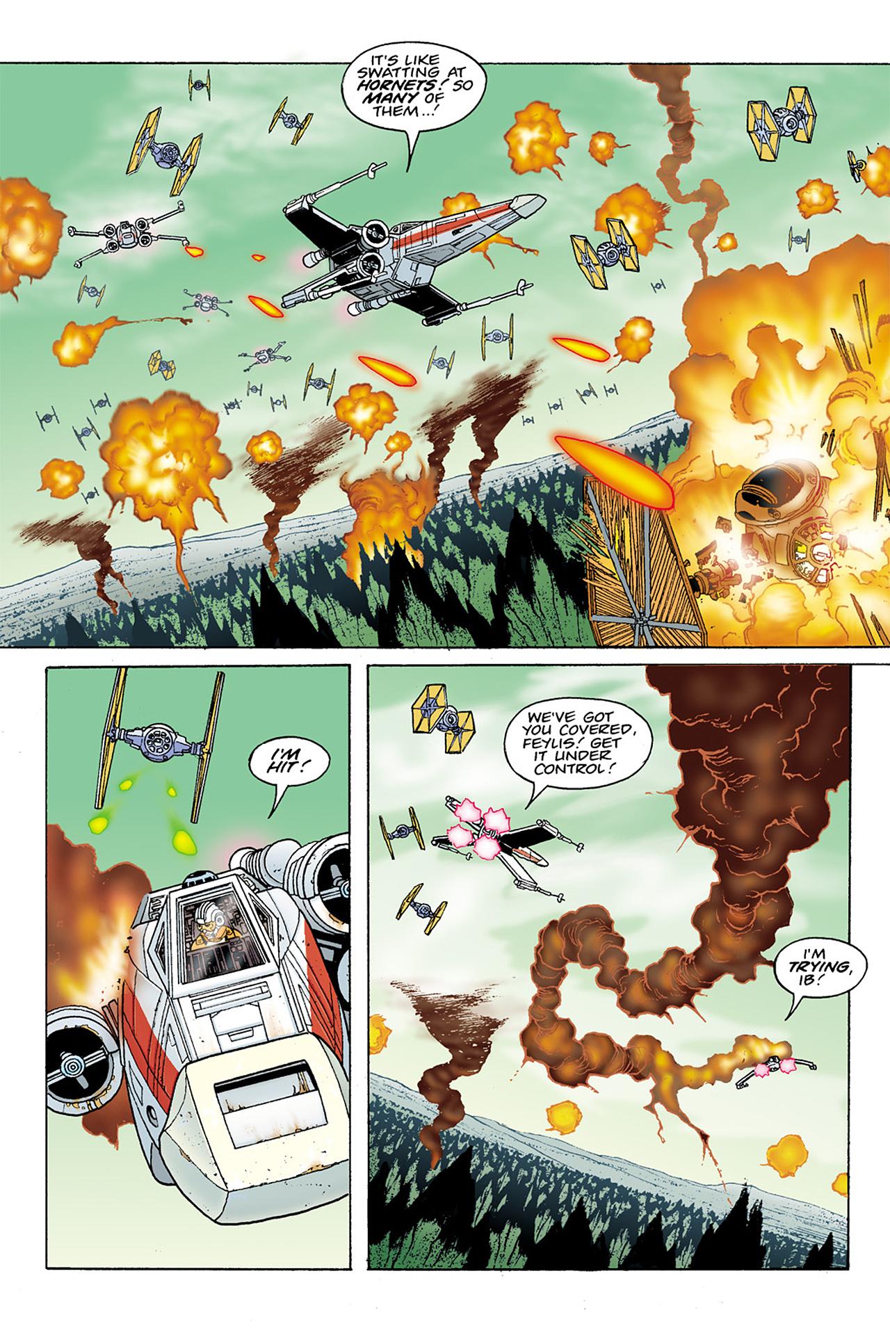 Read online Star Wars Omnibus comic -  Issue # Vol. 2 - 269