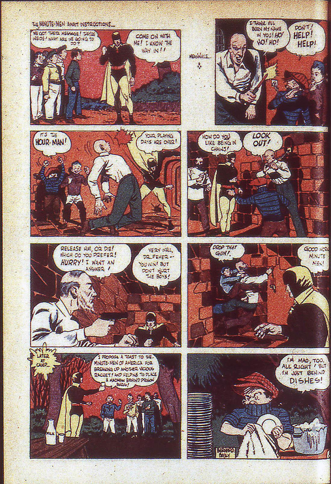 Read online Adventure Comics (1938) comic -  Issue #59 - 11