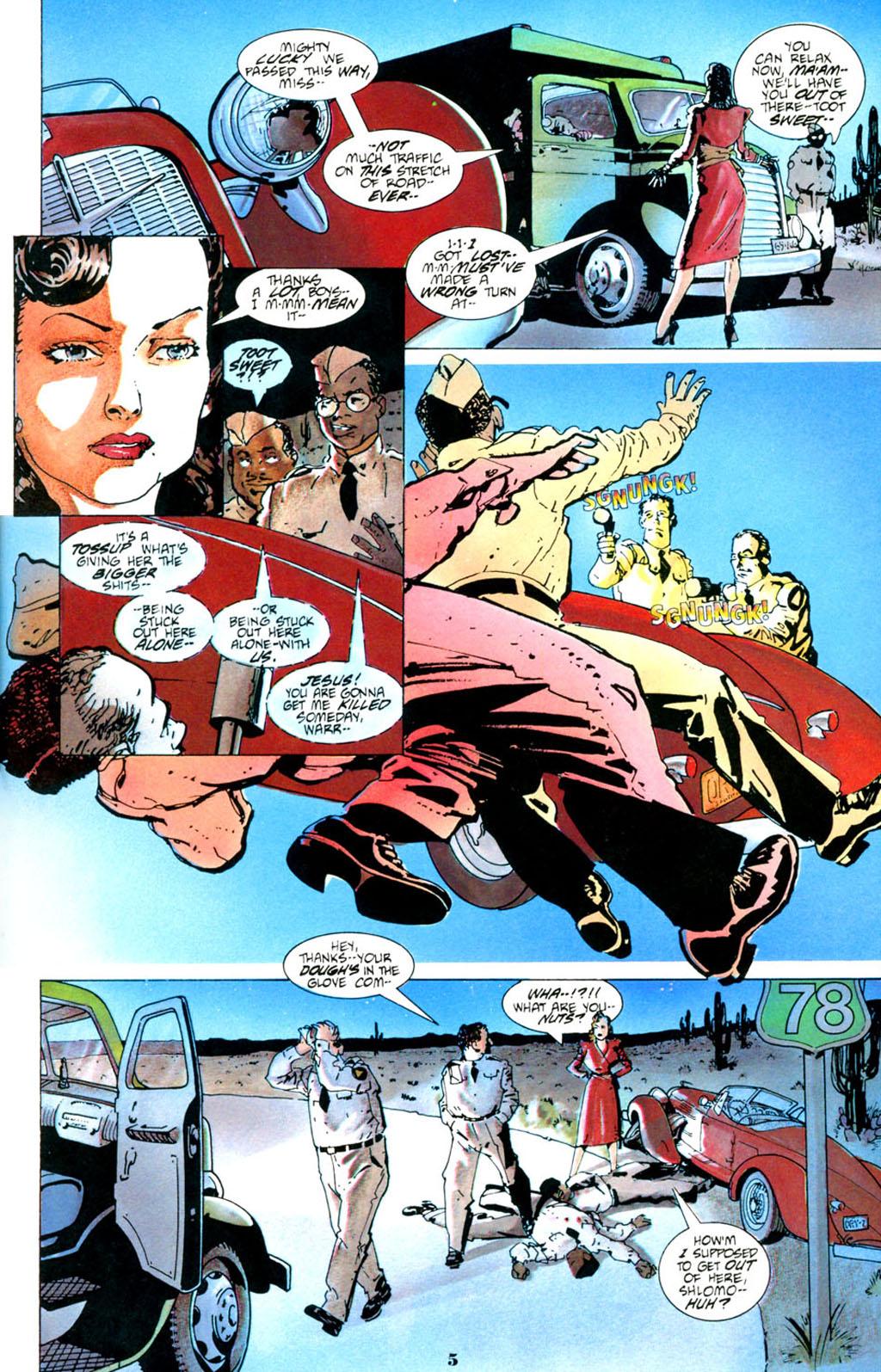 Blackhawk (1988) issue 1 - Page 7