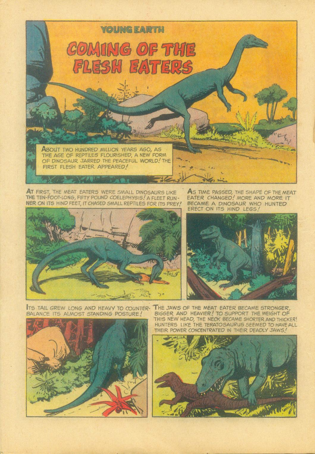Read online Turok, Son of Stone comic -  Issue #29 - 20