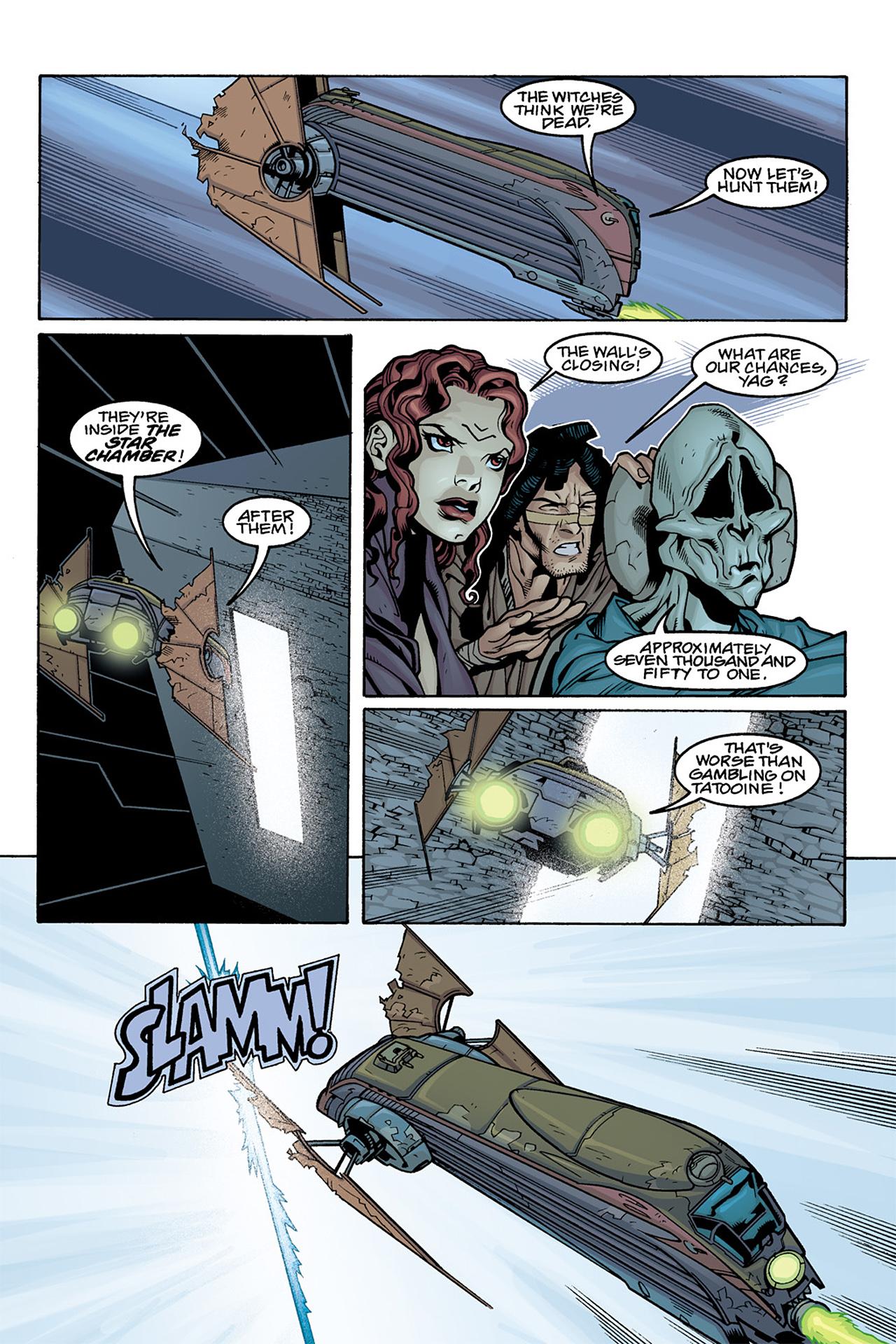Read online Star Wars Omnibus comic -  Issue # Vol. 15 - 165