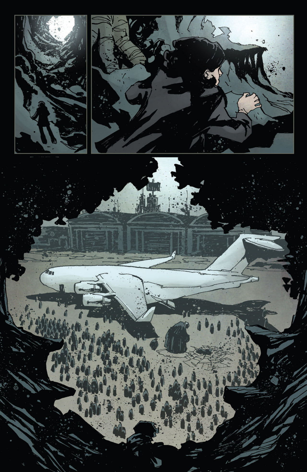 Read online 30 Days of Night (2011) comic -  Issue #12 - 12