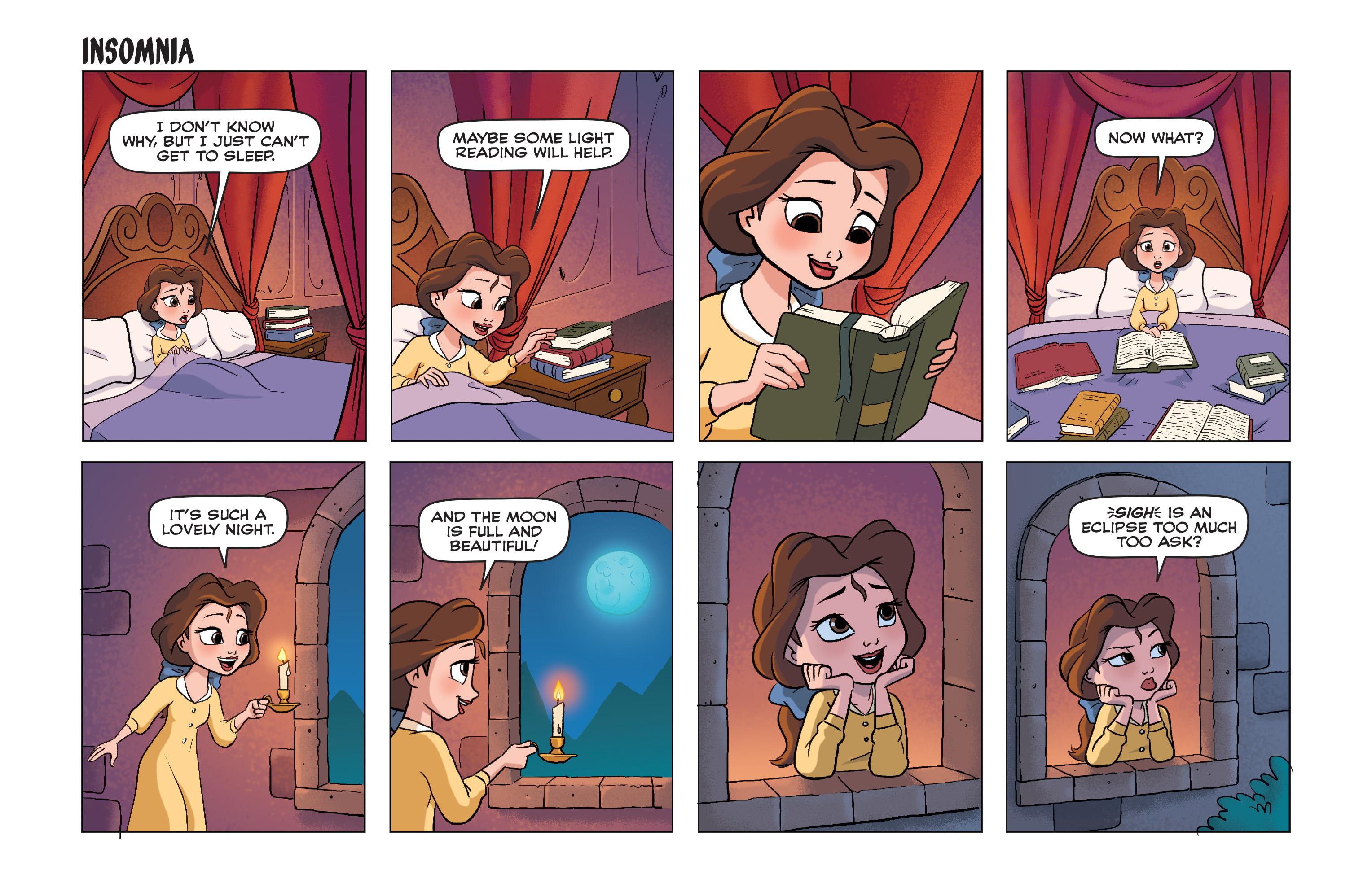 Read online Disney Princess comic -  Issue #11 - 20