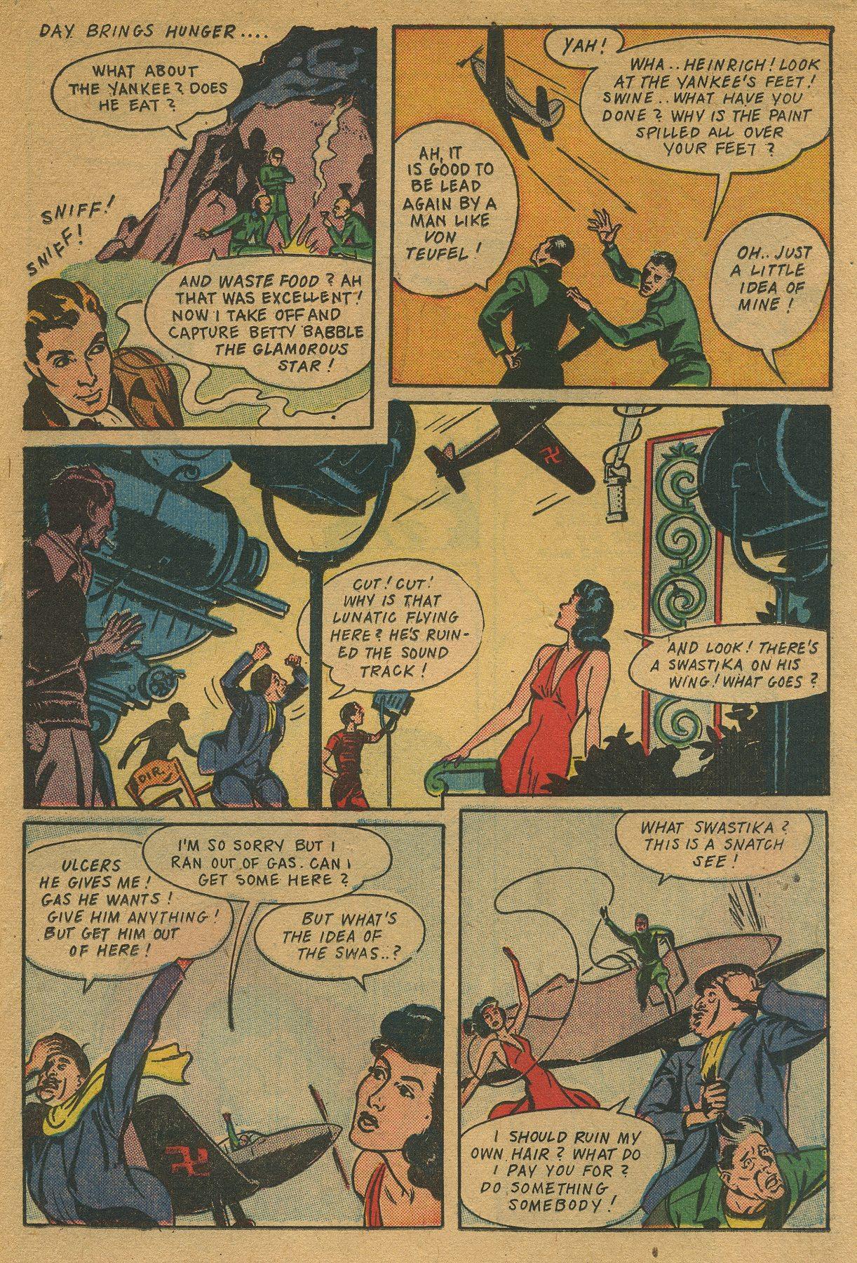 Read online Shadow Comics comic -  Issue #49 - 29