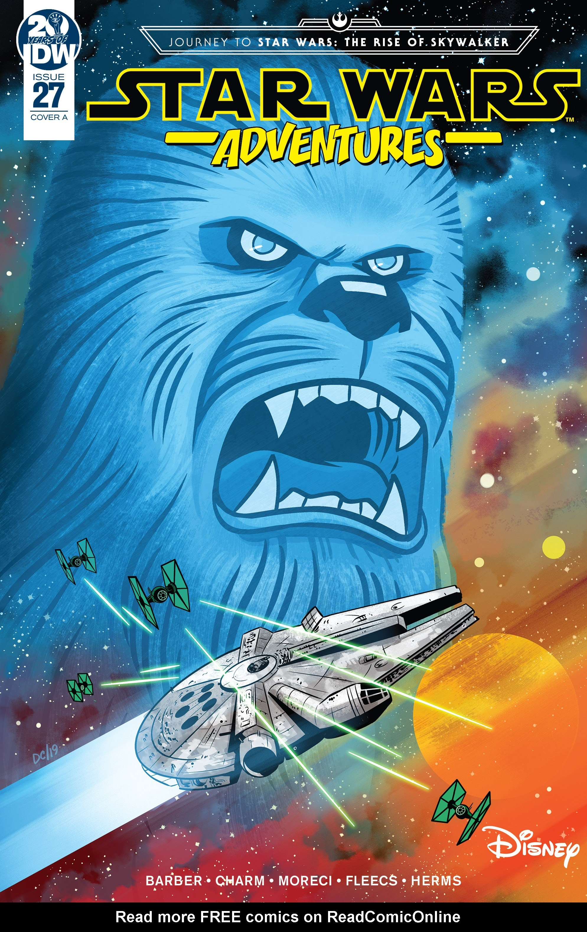 Star Wars Adventures (2017) 27 Page 1