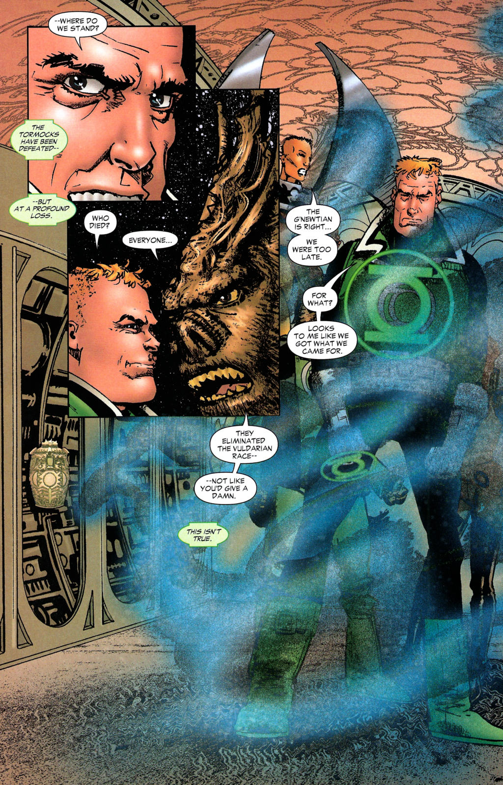Read online Guy Gardner: Collateral Damage comic -  Issue #2 - 29