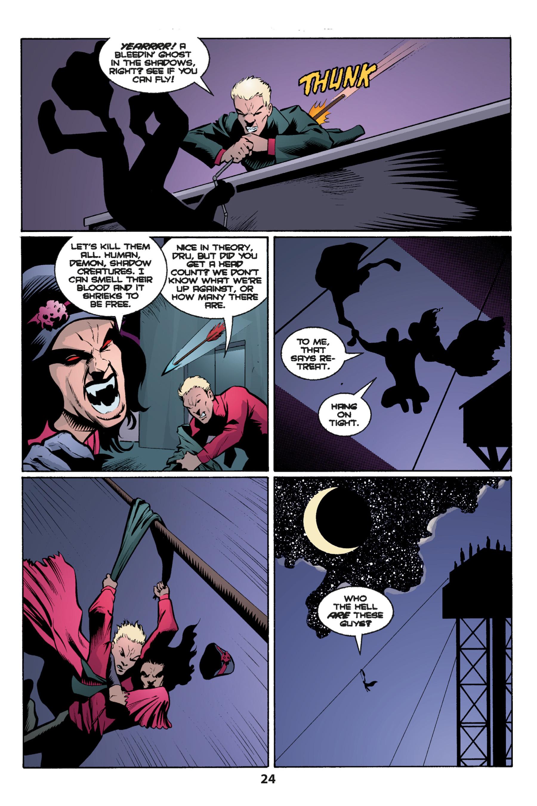 Read online Buffy the Vampire Slayer: Omnibus comic -  Issue # TPB 1 - 26