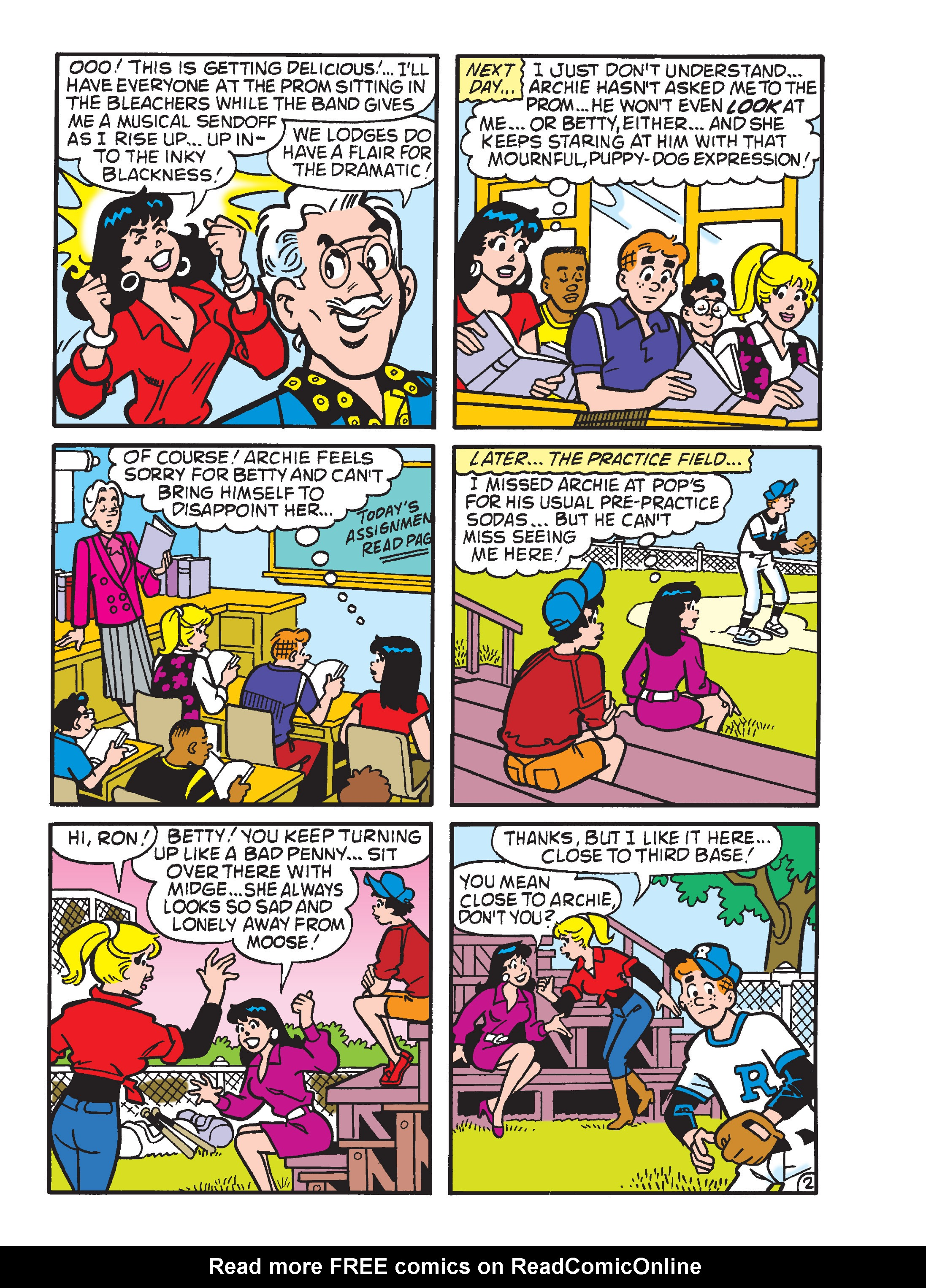 Read online Archie Giant Comics Collection comic -  Issue #Archie Giant Comics Collection TPB (Part 2) - 202