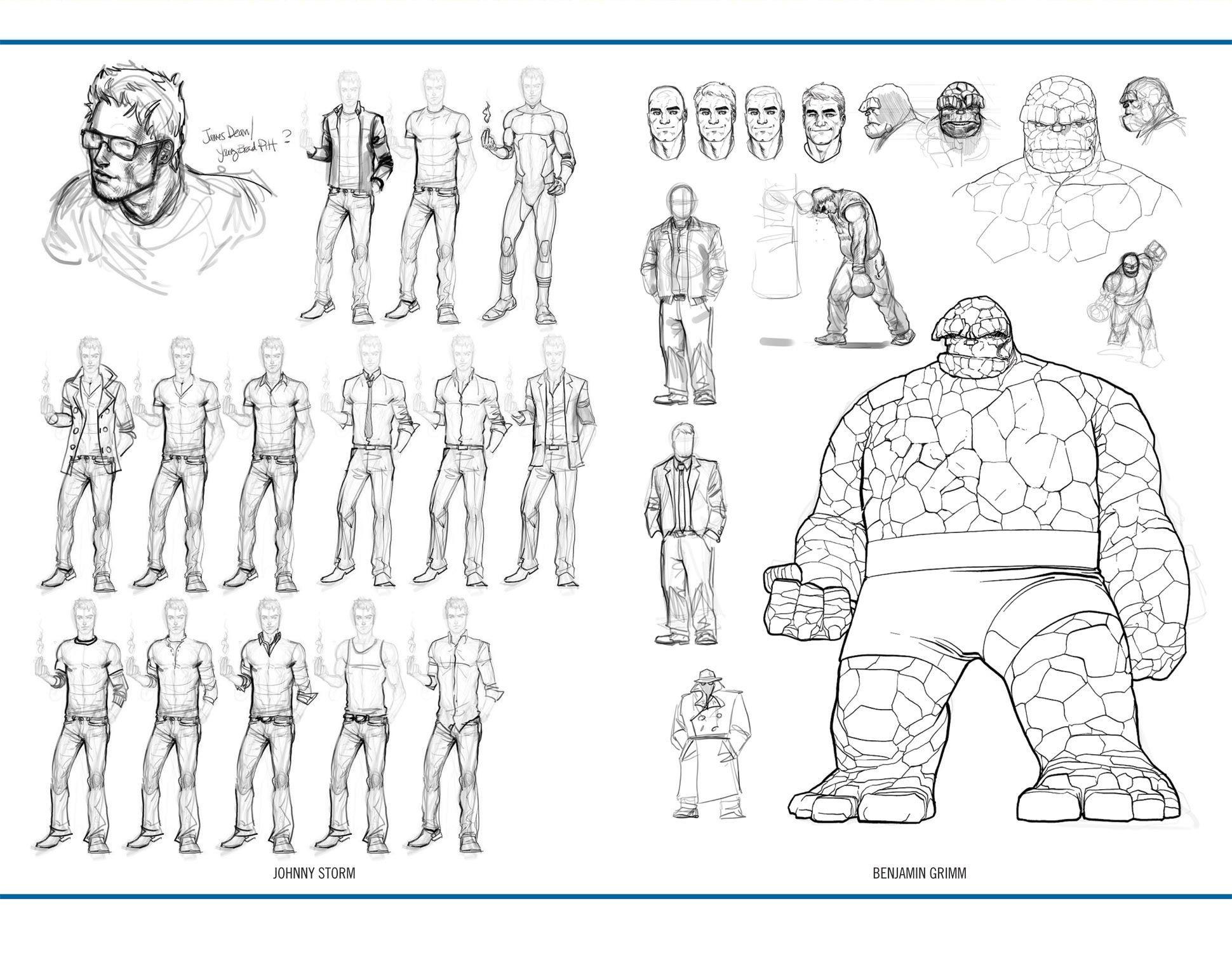 Read online Fantastic Four: Season One comic -  Issue # TPB - 133