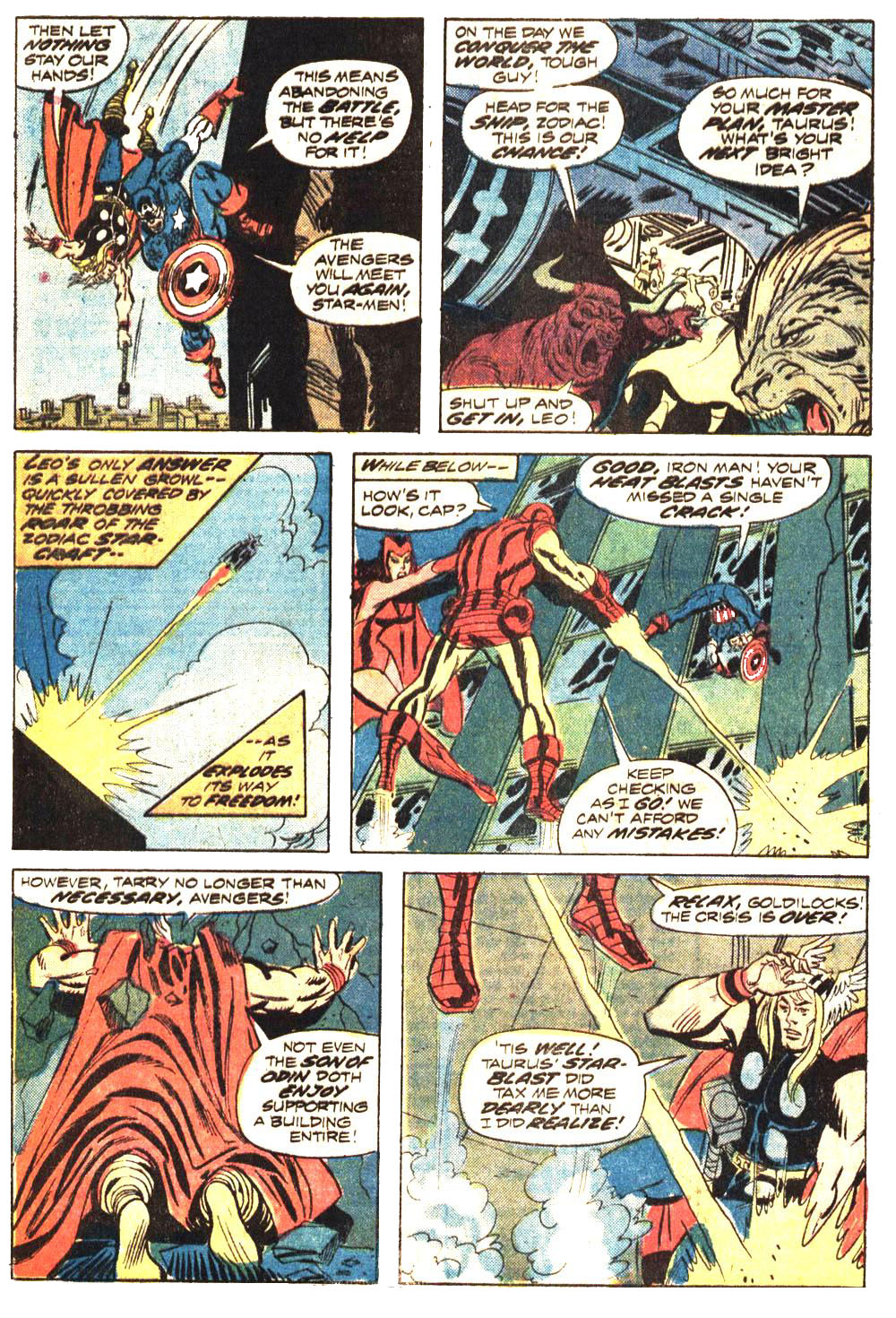 The Avengers (1963) 121 Page 8