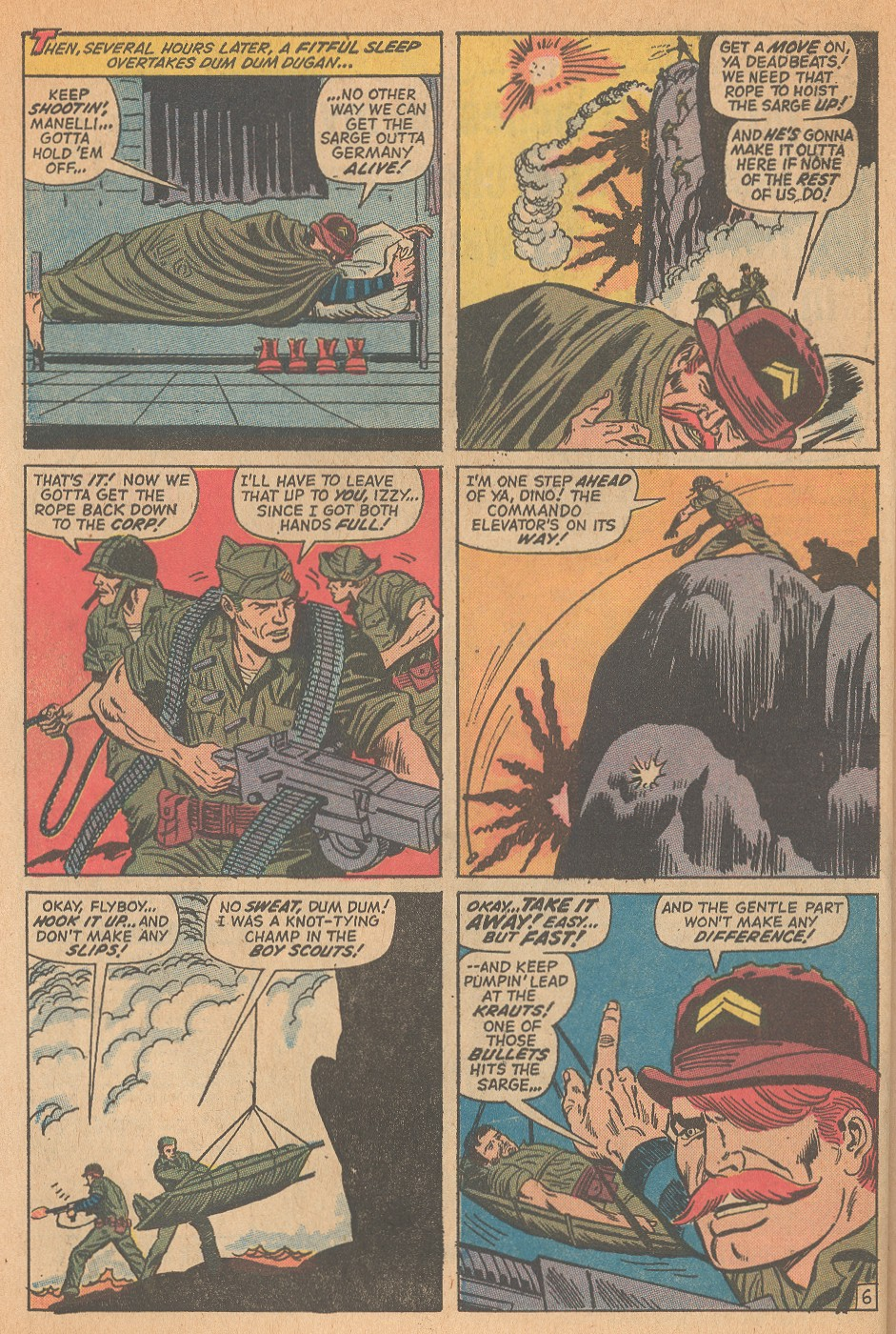 Read online Sgt. Fury comic -  Issue #98 - 10