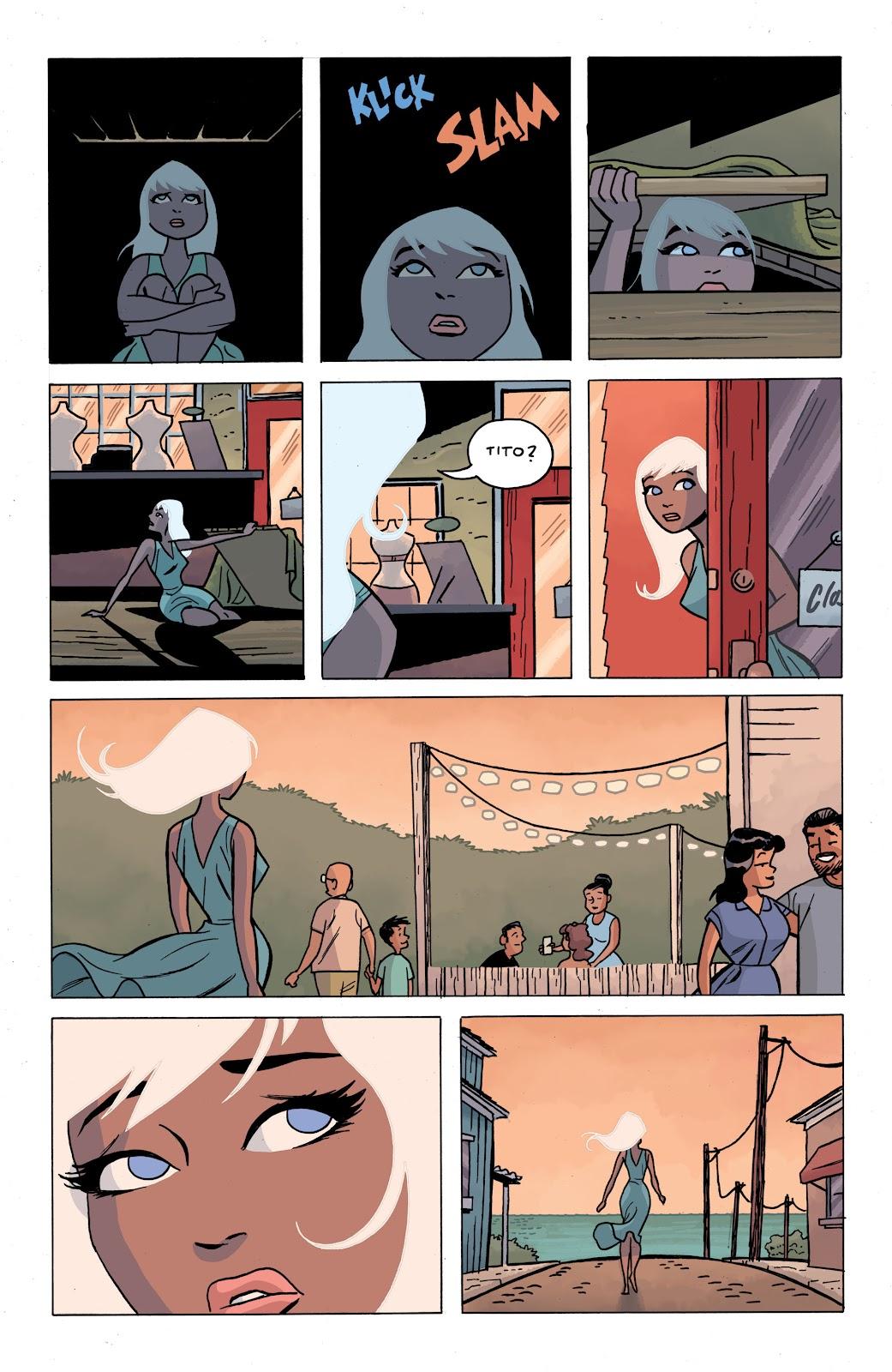 Read online The Twilight Children comic -  Issue #4 - 10