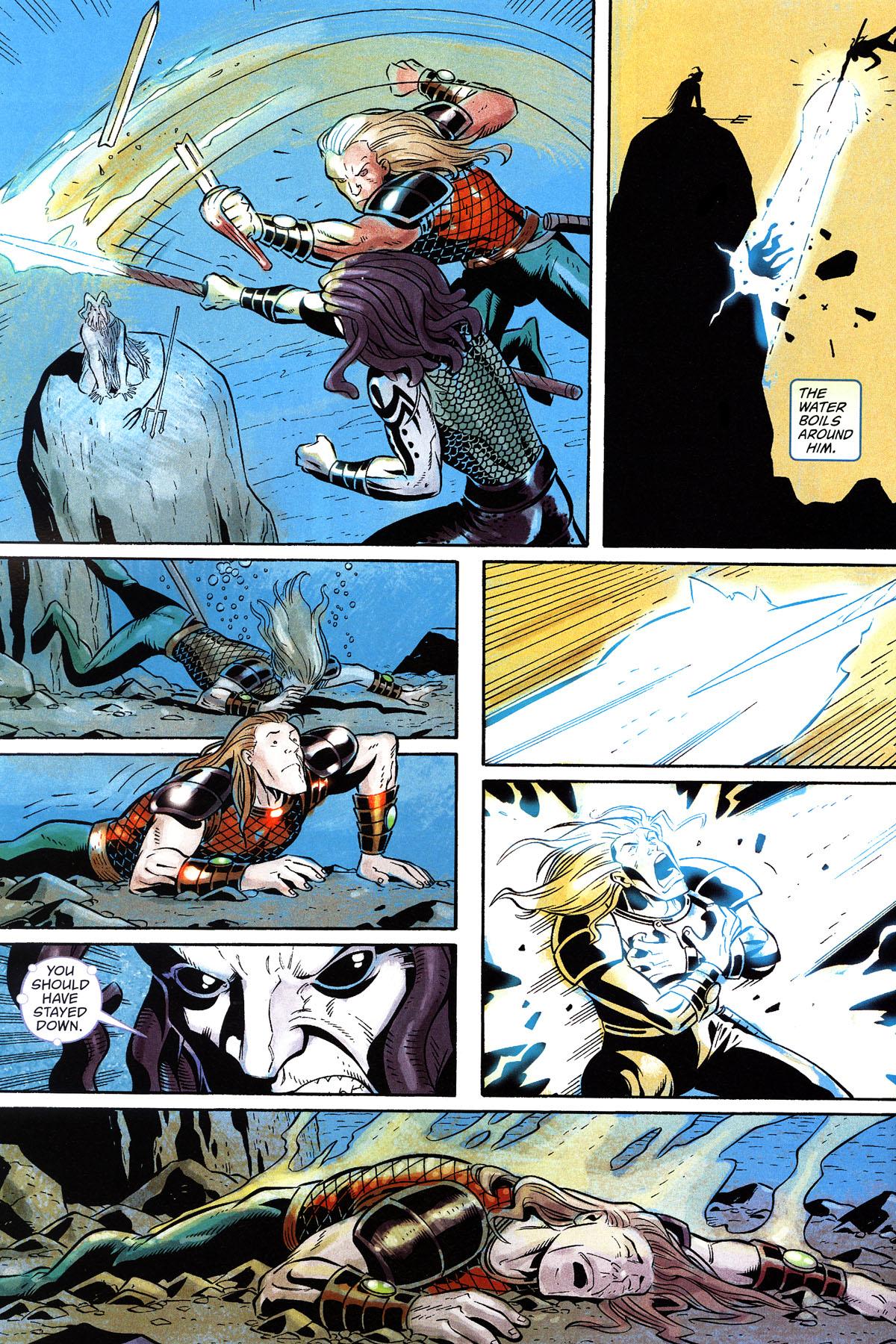 Read online Aquaman: Sword of Atlantis comic -  Issue #50 - 36