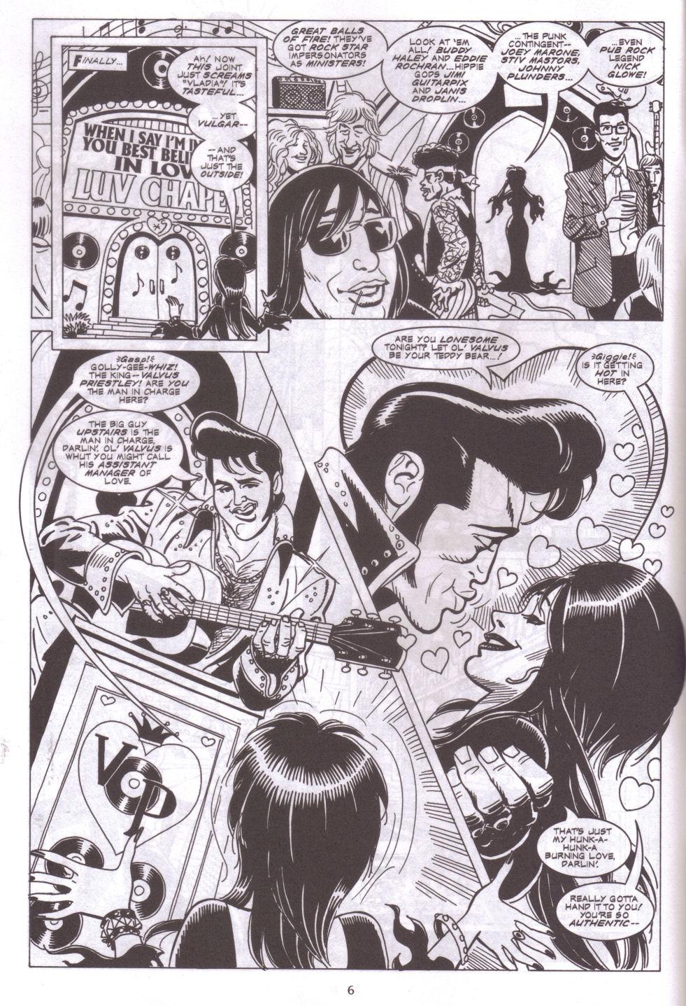 Read online Elvira, Mistress of the Dark comic -  Issue #127 - 8