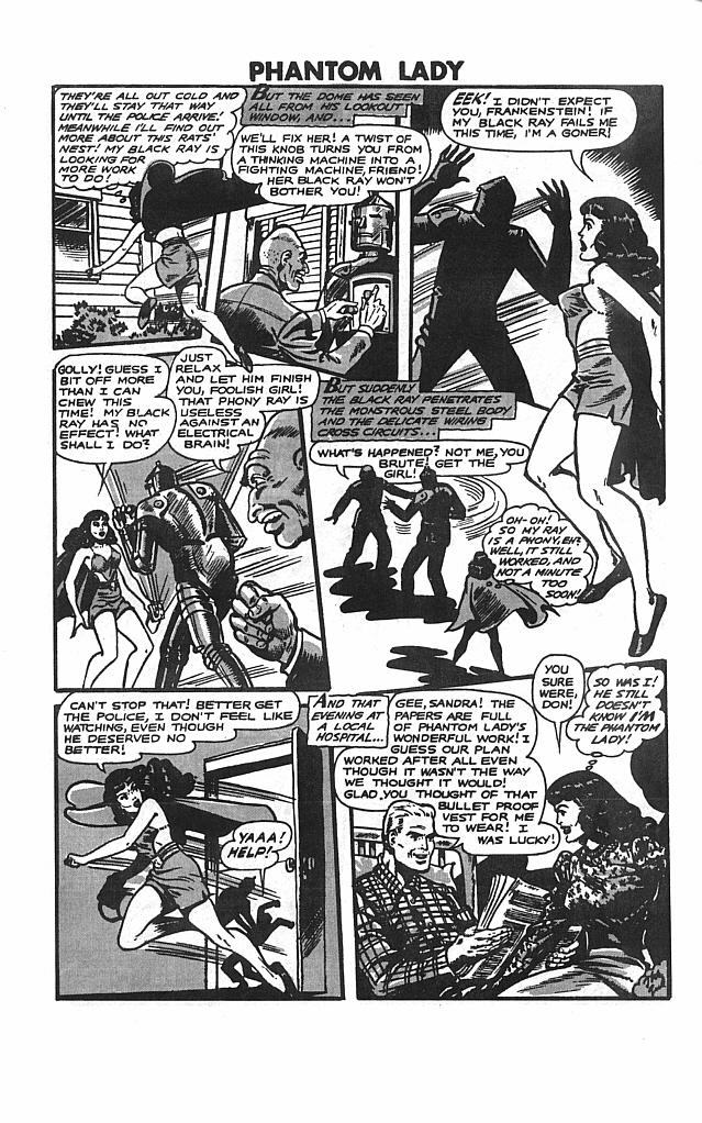 Read online Golden-Age Men of Mystery comic -  Issue #3 - 24