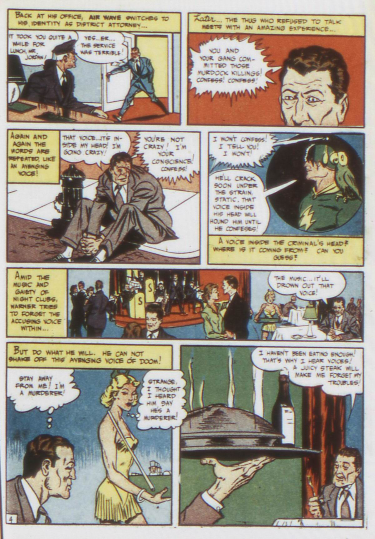 Read online Detective Comics (1937) comic -  Issue #75 - 53