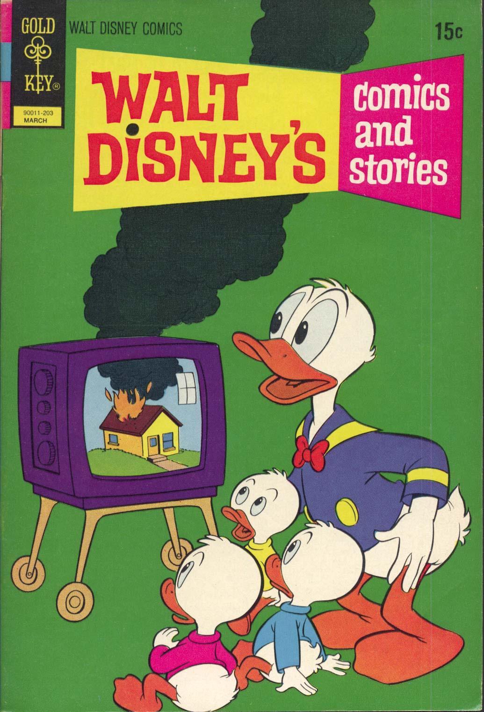 Walt Disneys Comics and Stories 378 Page 1