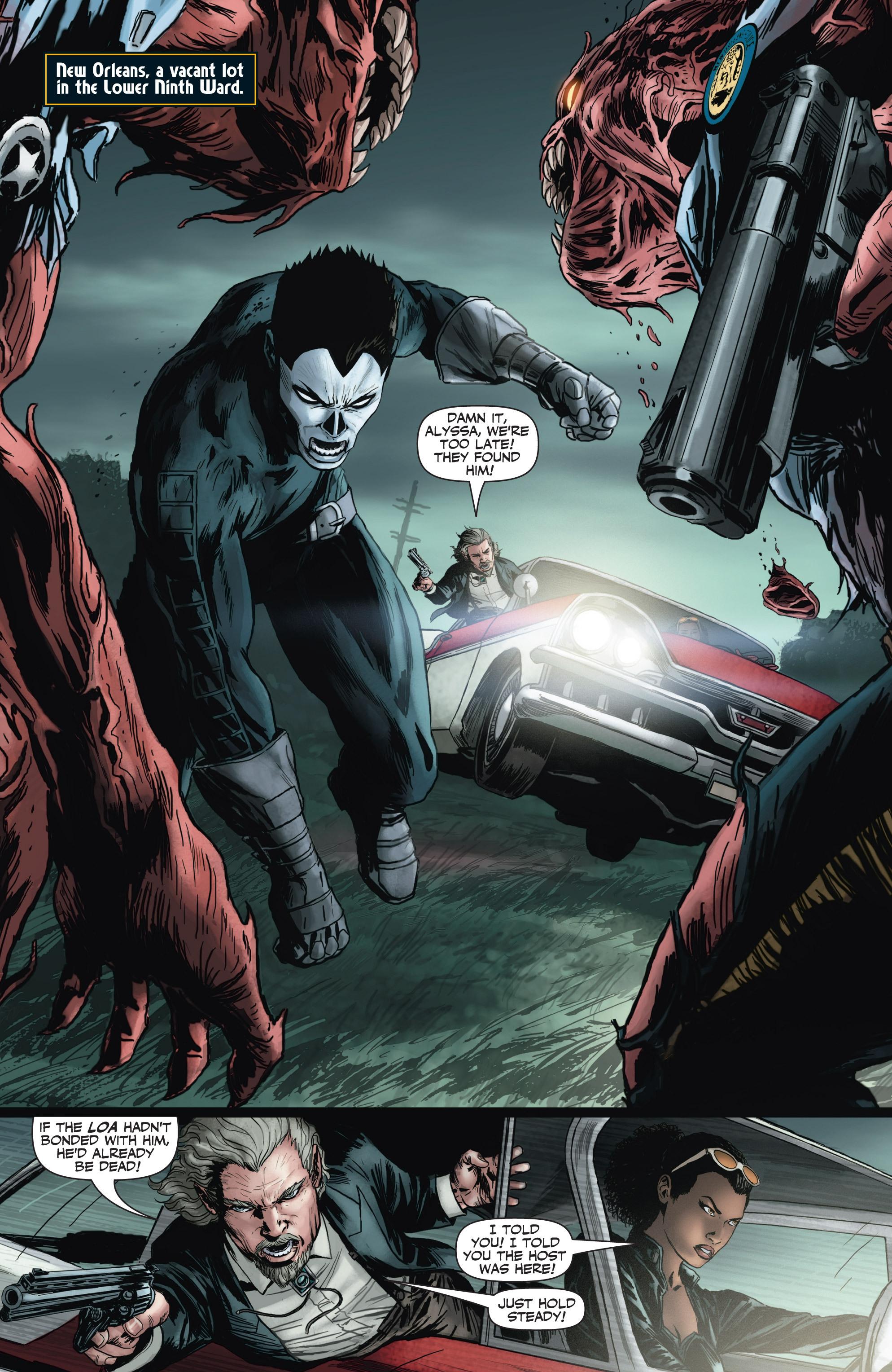 Read online Shadowman (2012) comic -  Issue #2 - 4