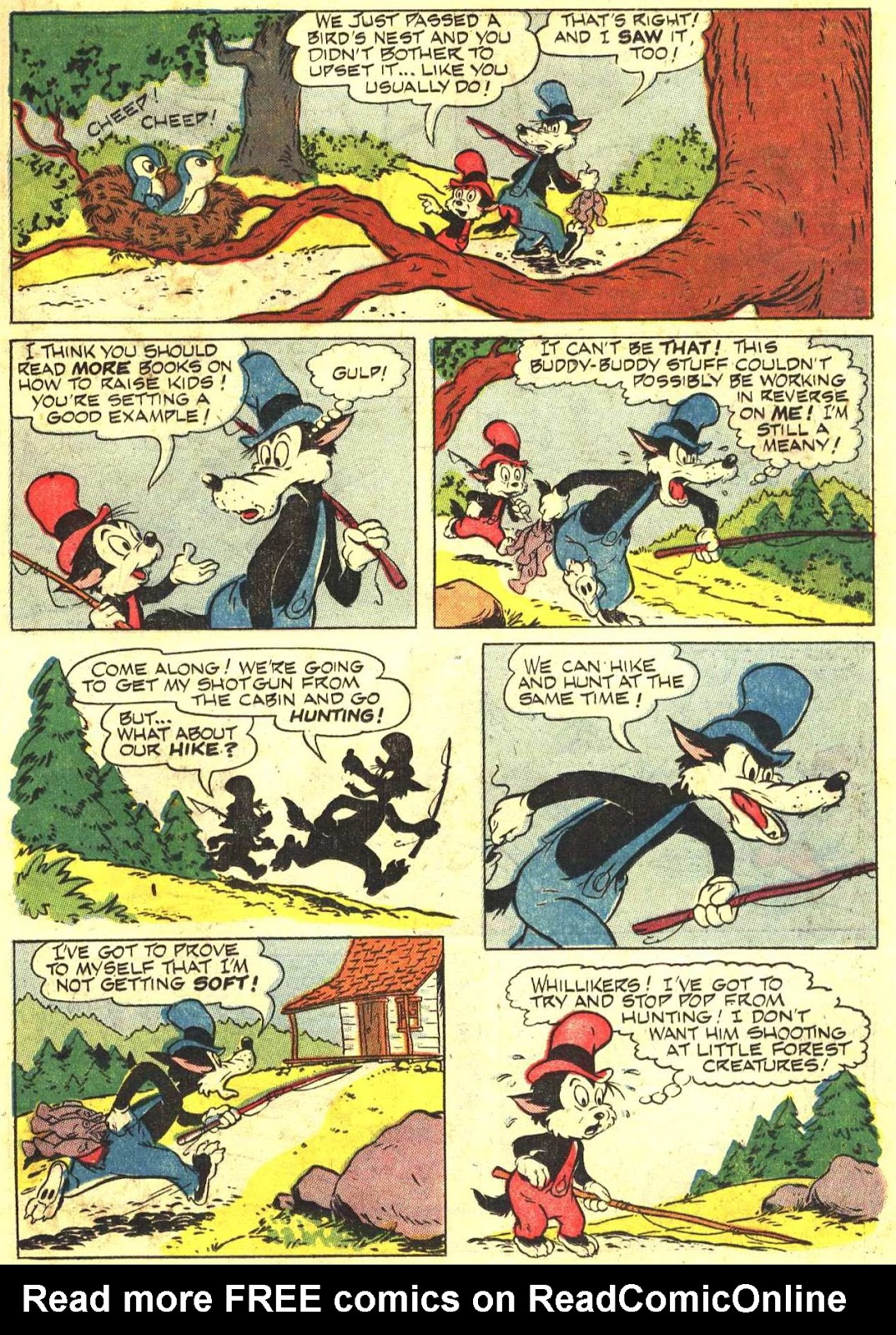 Walt Disney's Comics and Stories issue 193 - Page 15