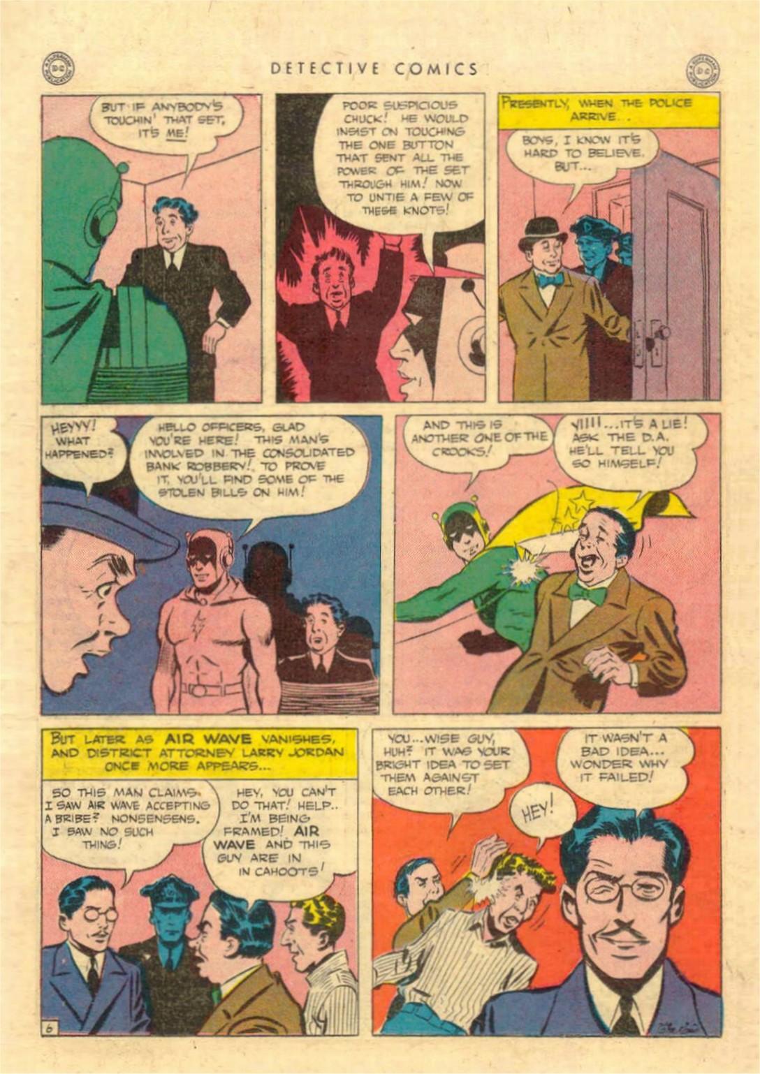 Read online Detective Comics (1937) comic -  Issue #97 - 36