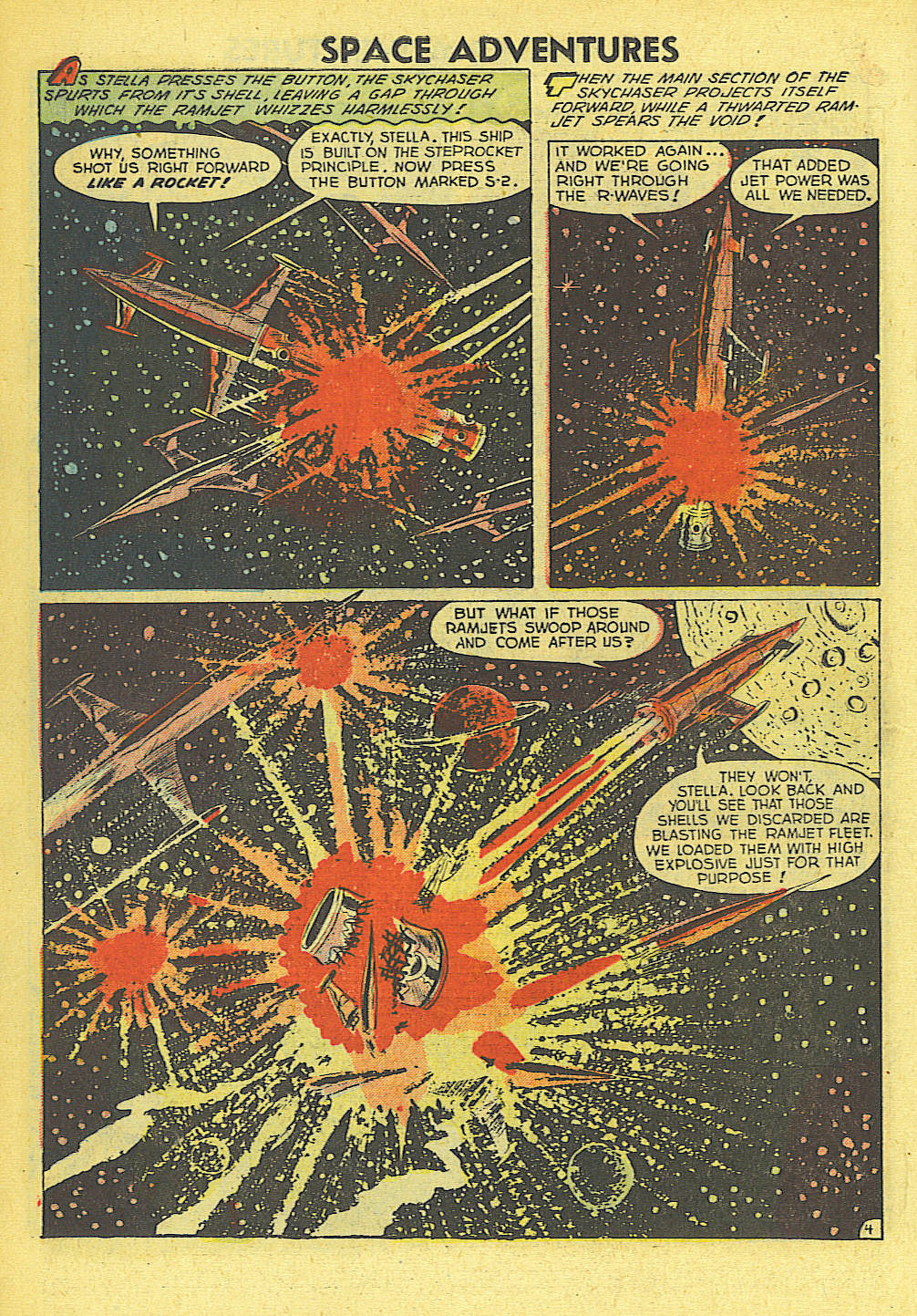 Space Adventures (1952) issue 4 - Page 13