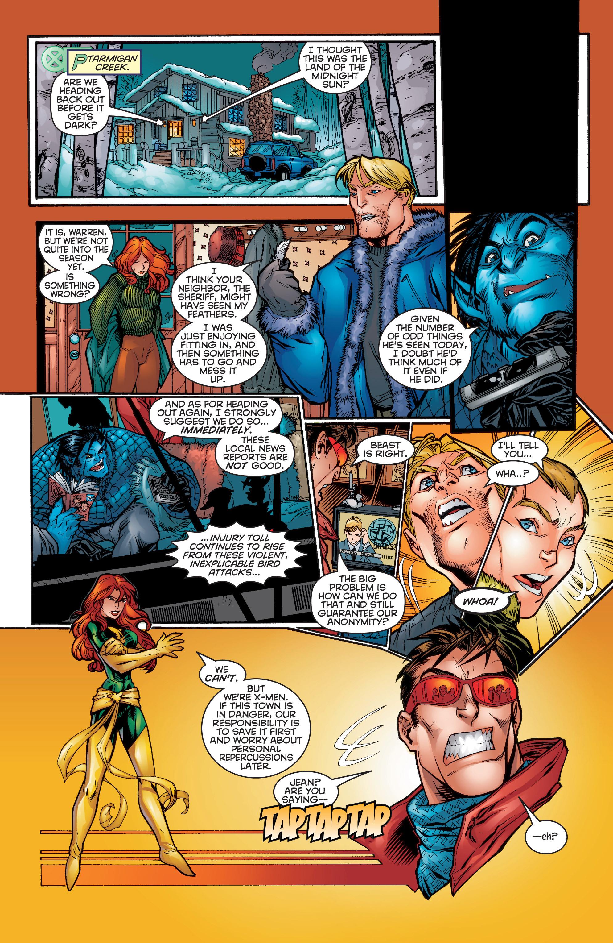 Read online Uncanny X-Men (1963) comic -  Issue #357 - 11