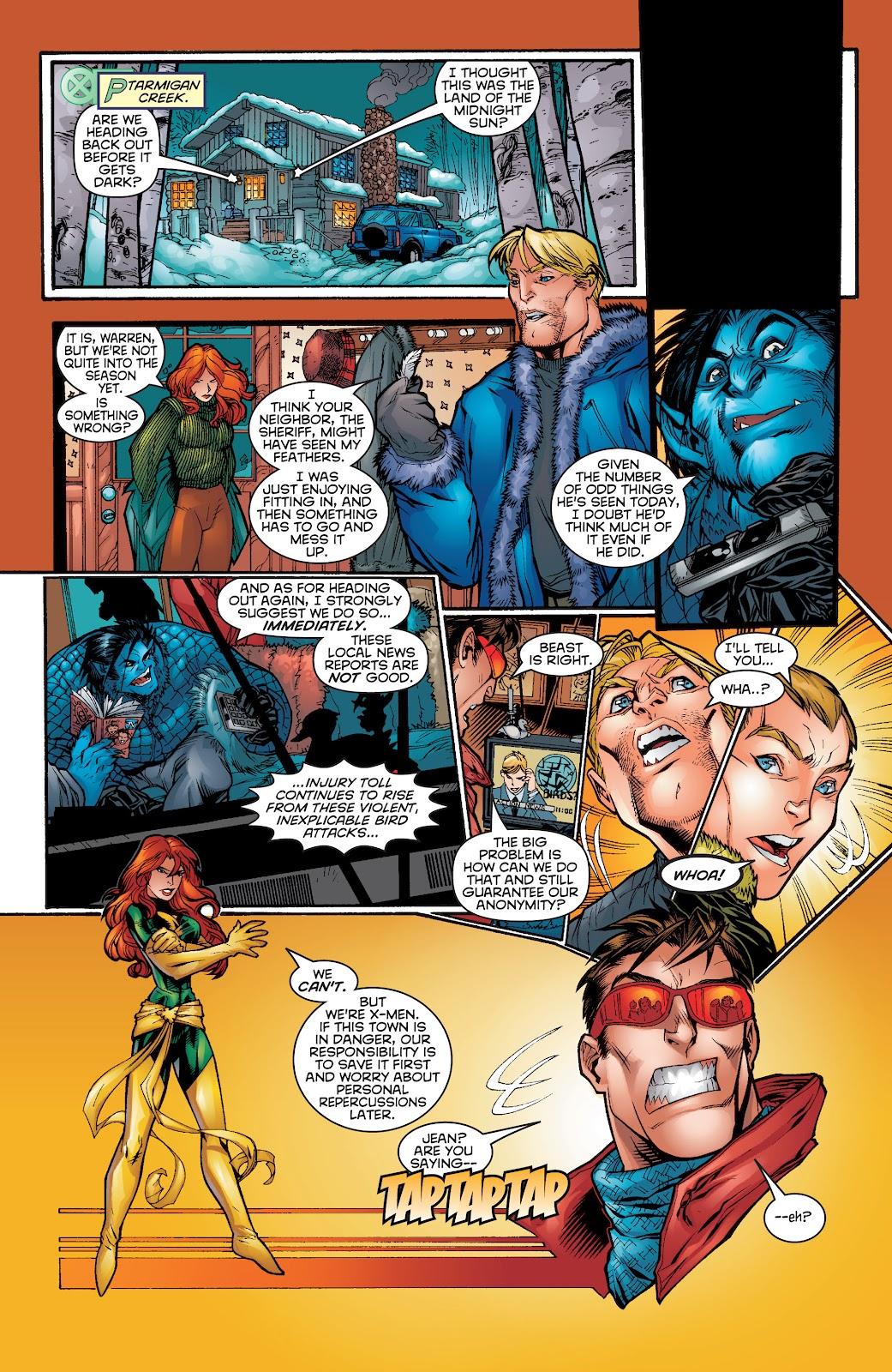 Uncanny X-Men (1963) issue 357 - Page 11