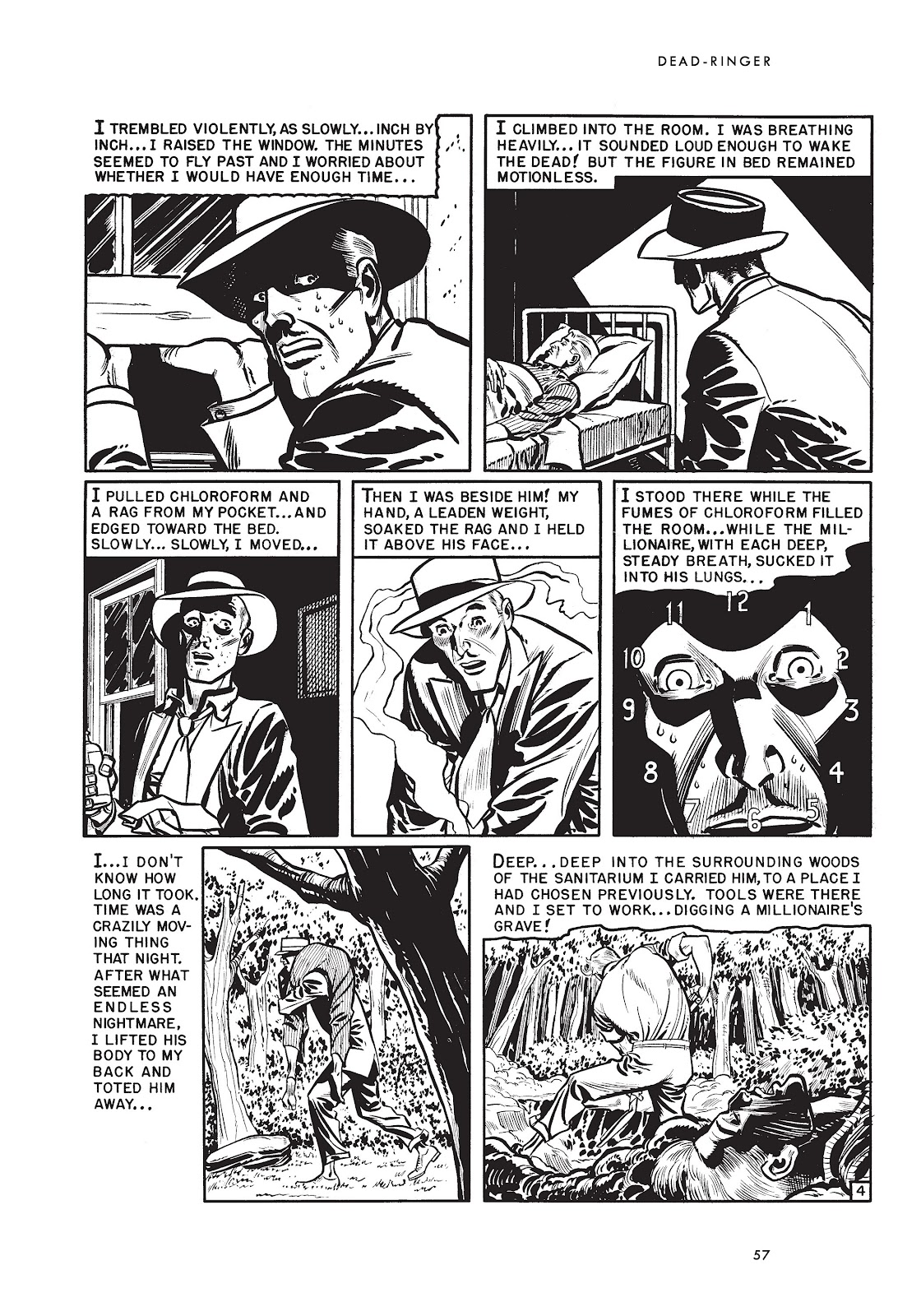 Read online Voodoo Vengeance and Other Stories comic -  Issue # TPB (Part 1) - 74