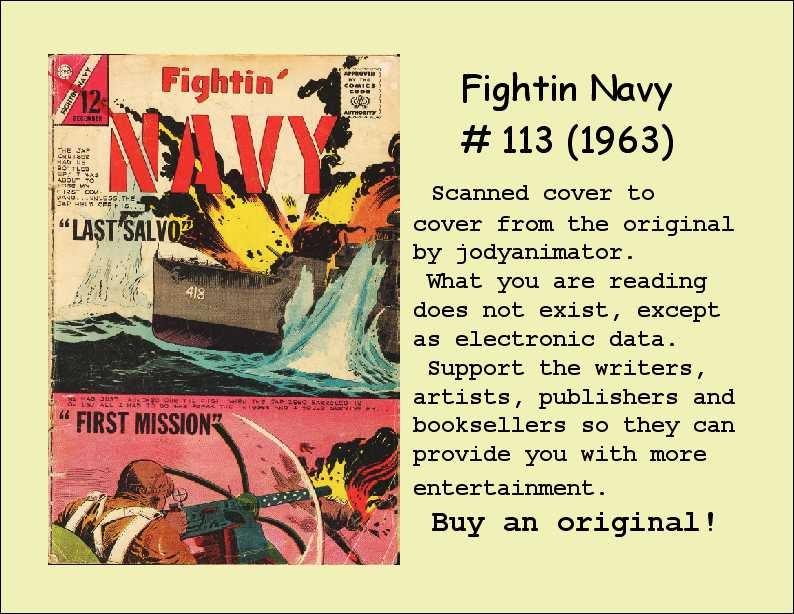 Read online Fightin' Navy comic -  Issue #113 - 37