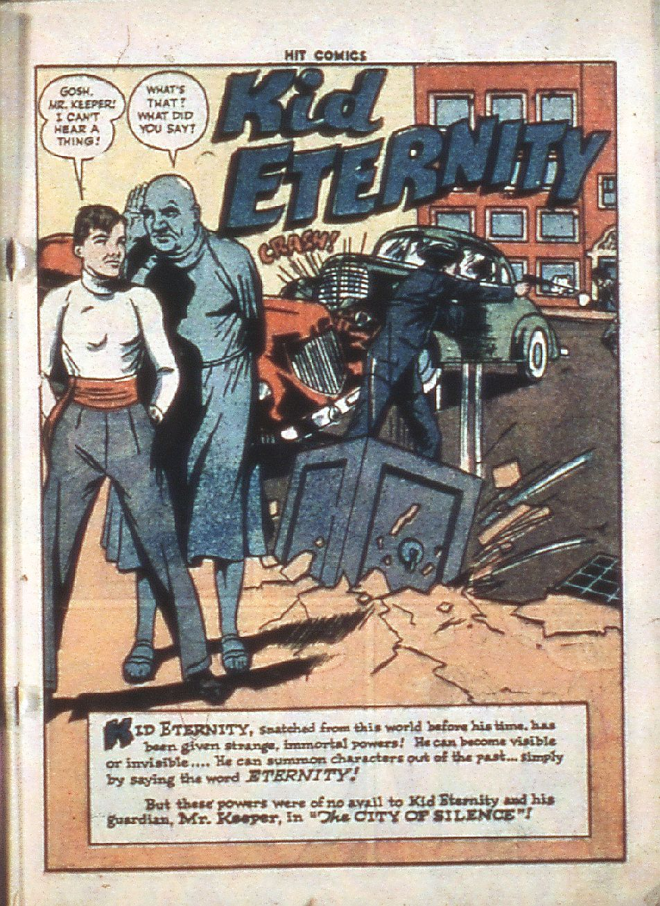Read online Hit Comics comic -  Issue #37 - 3