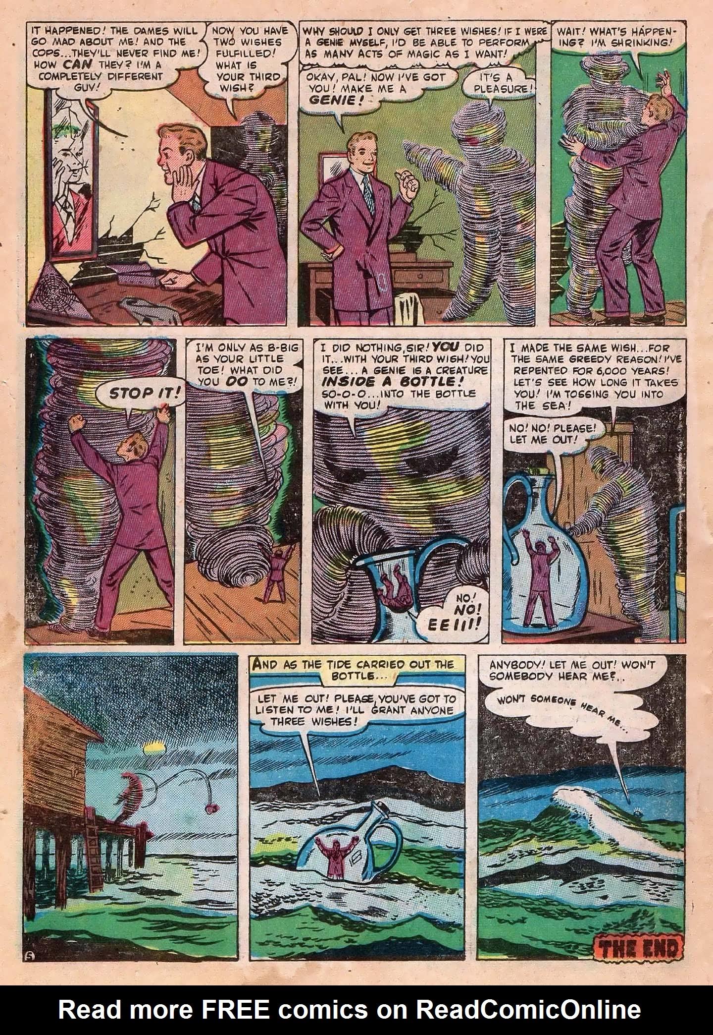 Read online Adventures into Weird Worlds comic -  Issue #2 - 26
