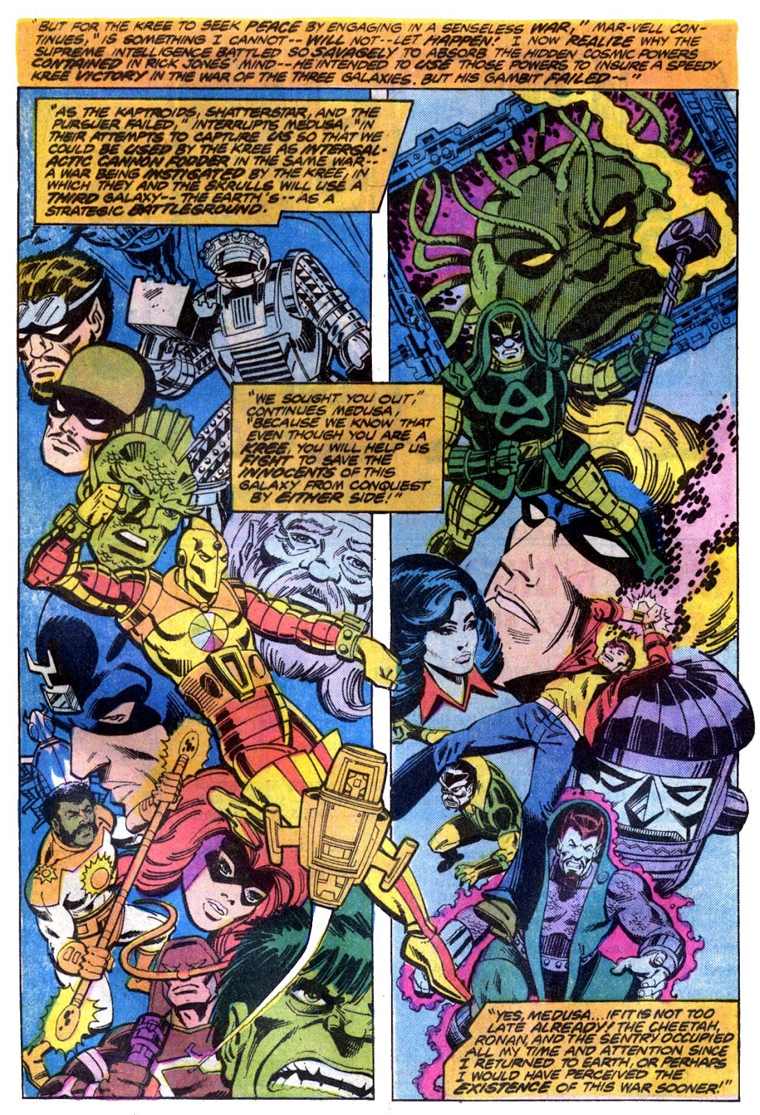Captain Marvel (1968) issue 53 - Page 5