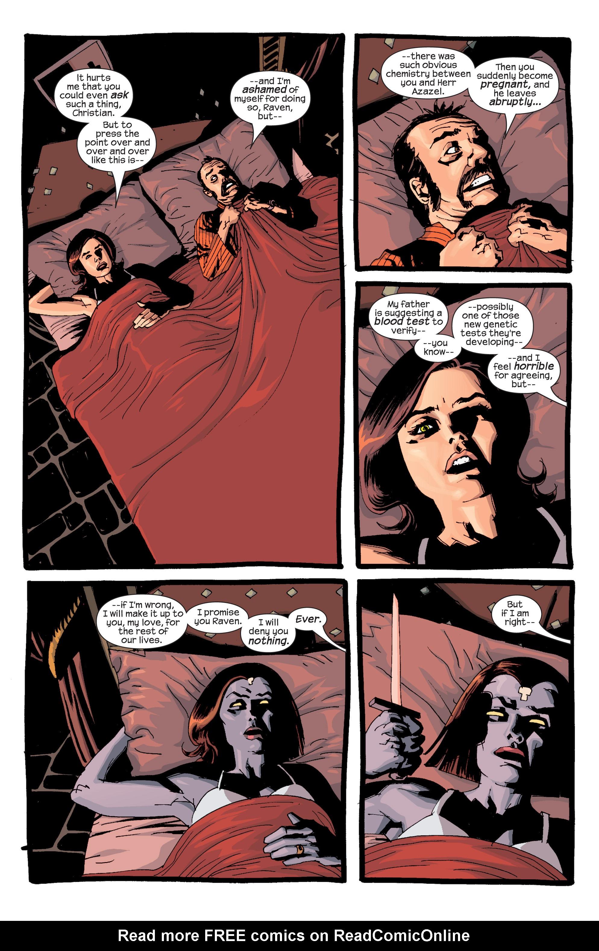 Read online Uncanny X-Men (1963) comic -  Issue #428 - 22