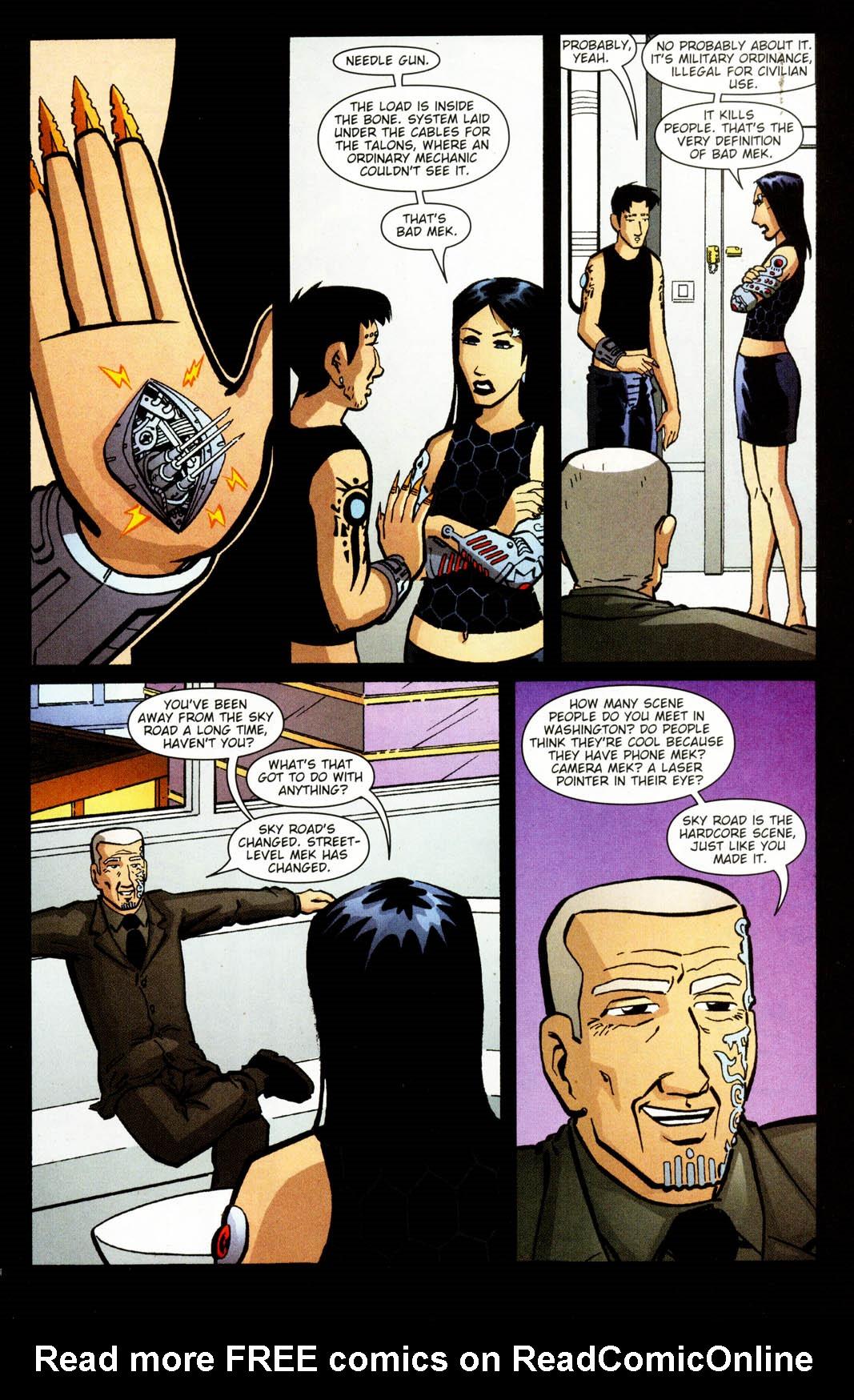 Read online Mek comic -  Issue #2 - 15