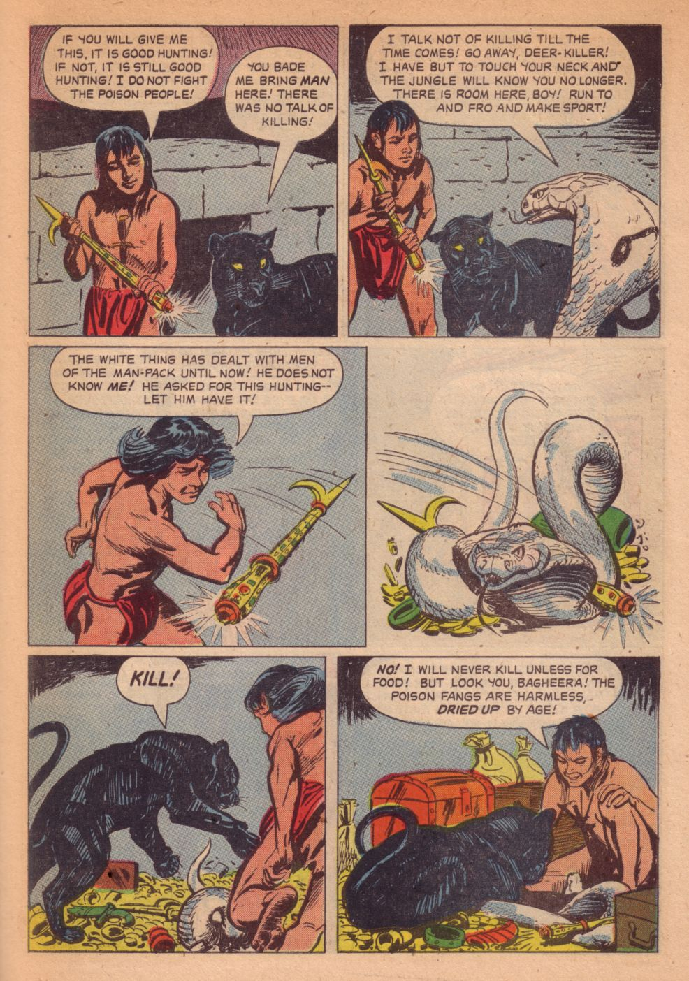Four Color Comics issue 620 - Page 27
