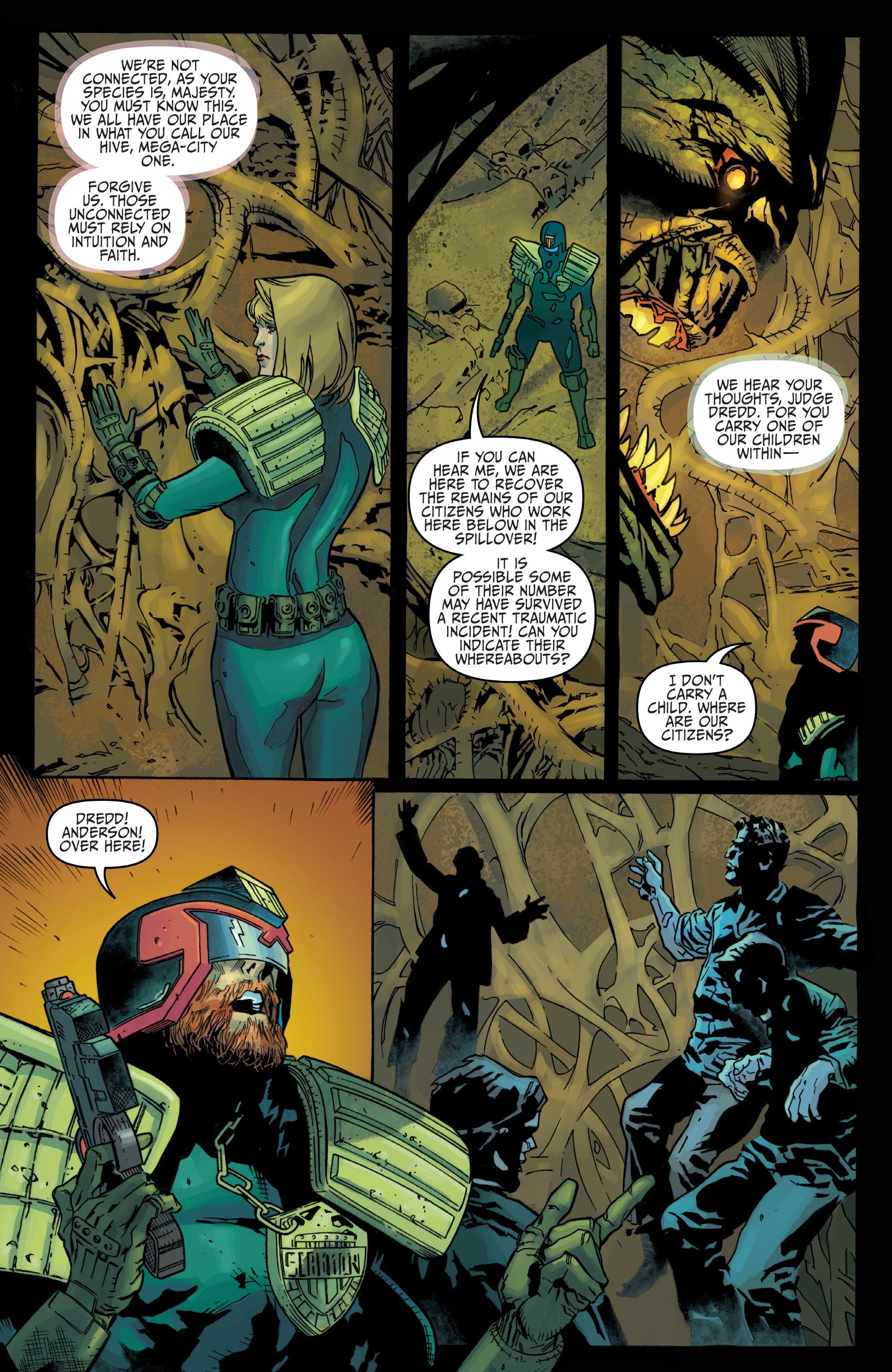 Judge Dredd: Toxic #4 #4 - English 5