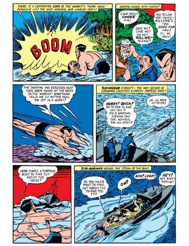 Read online All-Winners Comics comic -  Issue #5 - 51