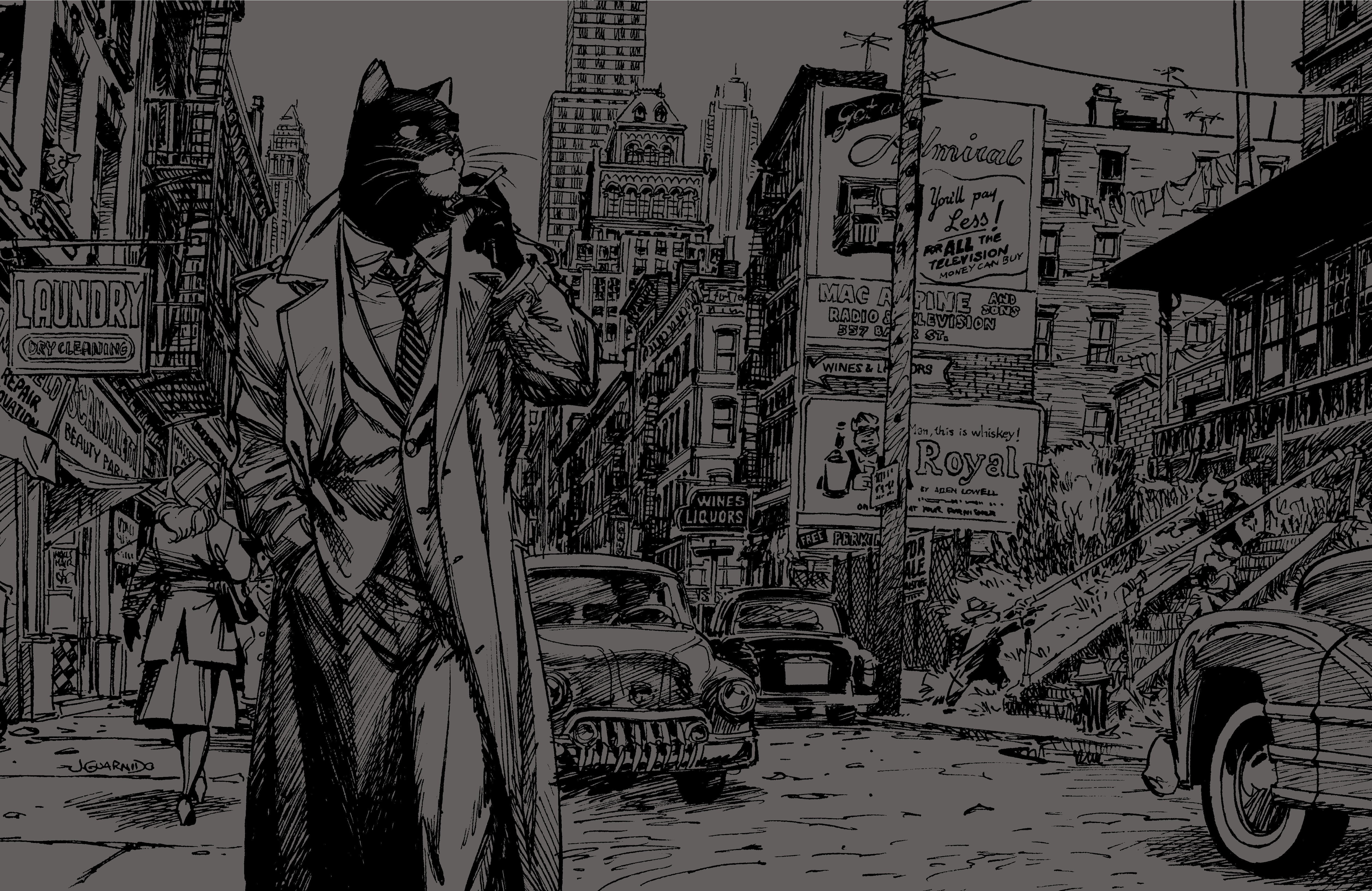 Read online Blacksad: Amarillo comic -  Issue # Full - 7