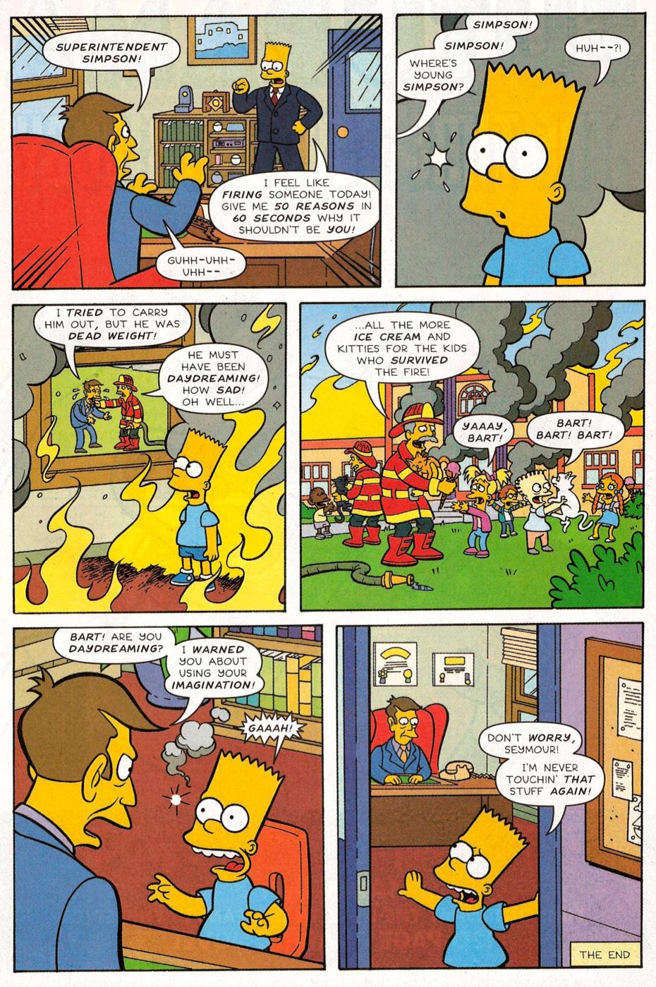 Read online Simpsons Comics Presents Bart Simpson comic -  Issue #30 - 17