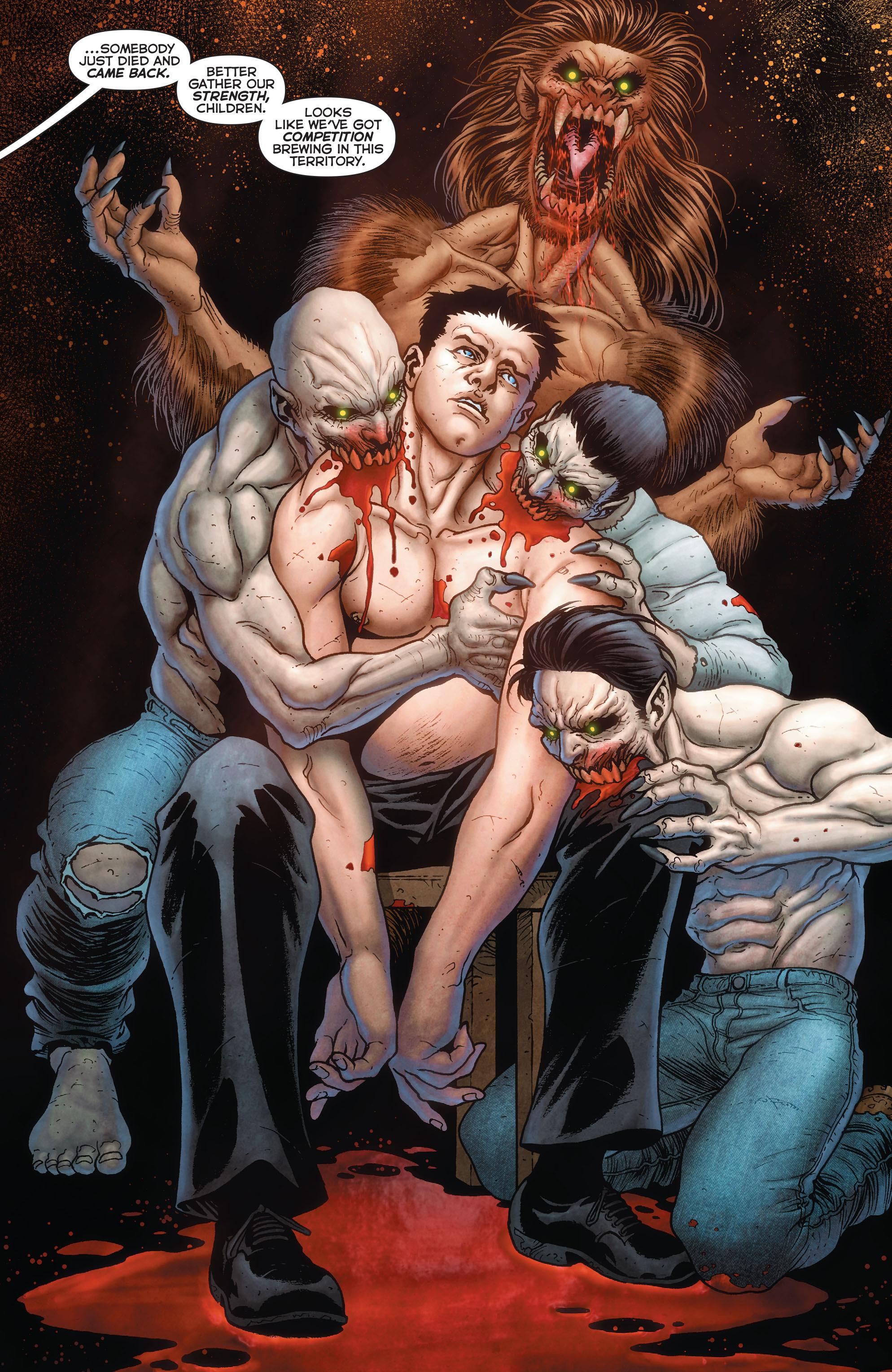 Read online Trinity of Sin: Pandora comic -  Issue #13 - 19