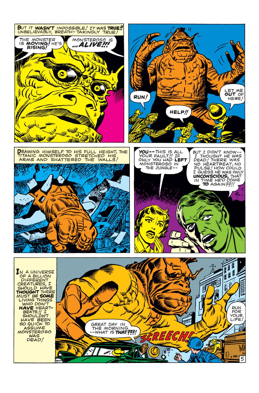 Read online Amazing Adventures (1961) comic -  Issue #5 - 6