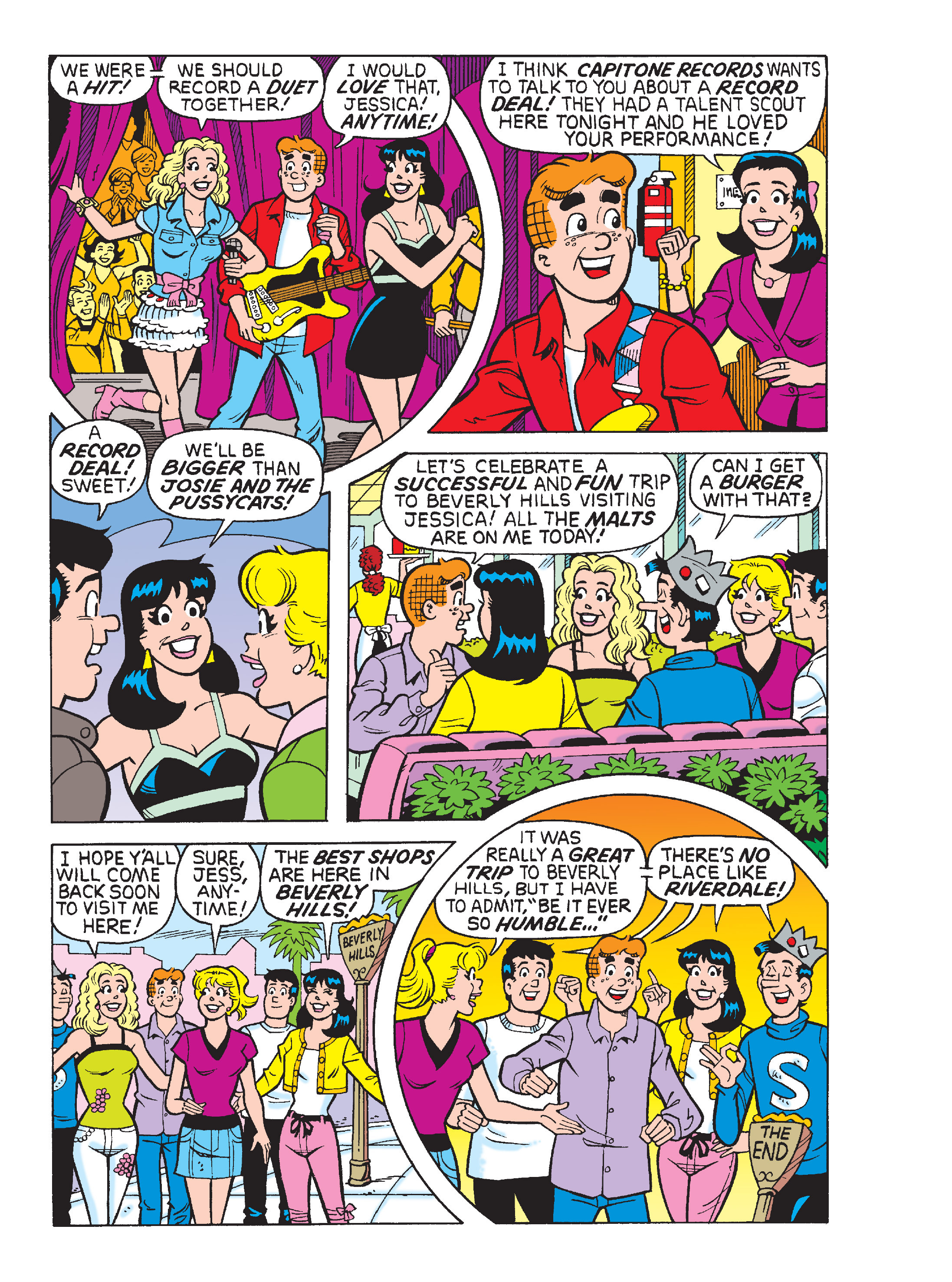 Read online World of Archie Double Digest comic -  Issue #55 - 73