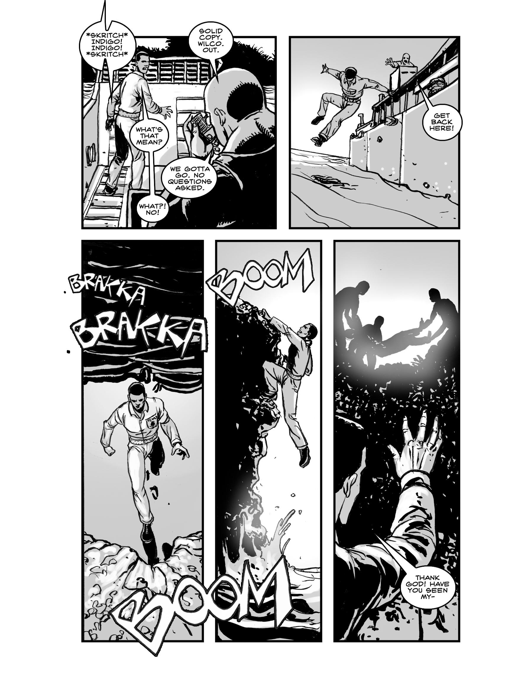Read online FUBAR comic -  Issue #2 - 204