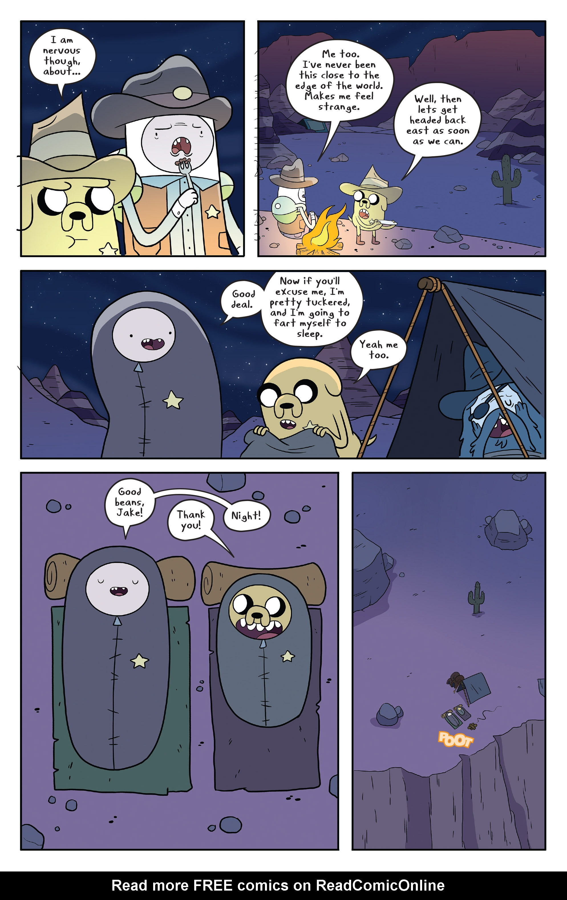 Read online Adventure Time comic -  Issue #54 - 8