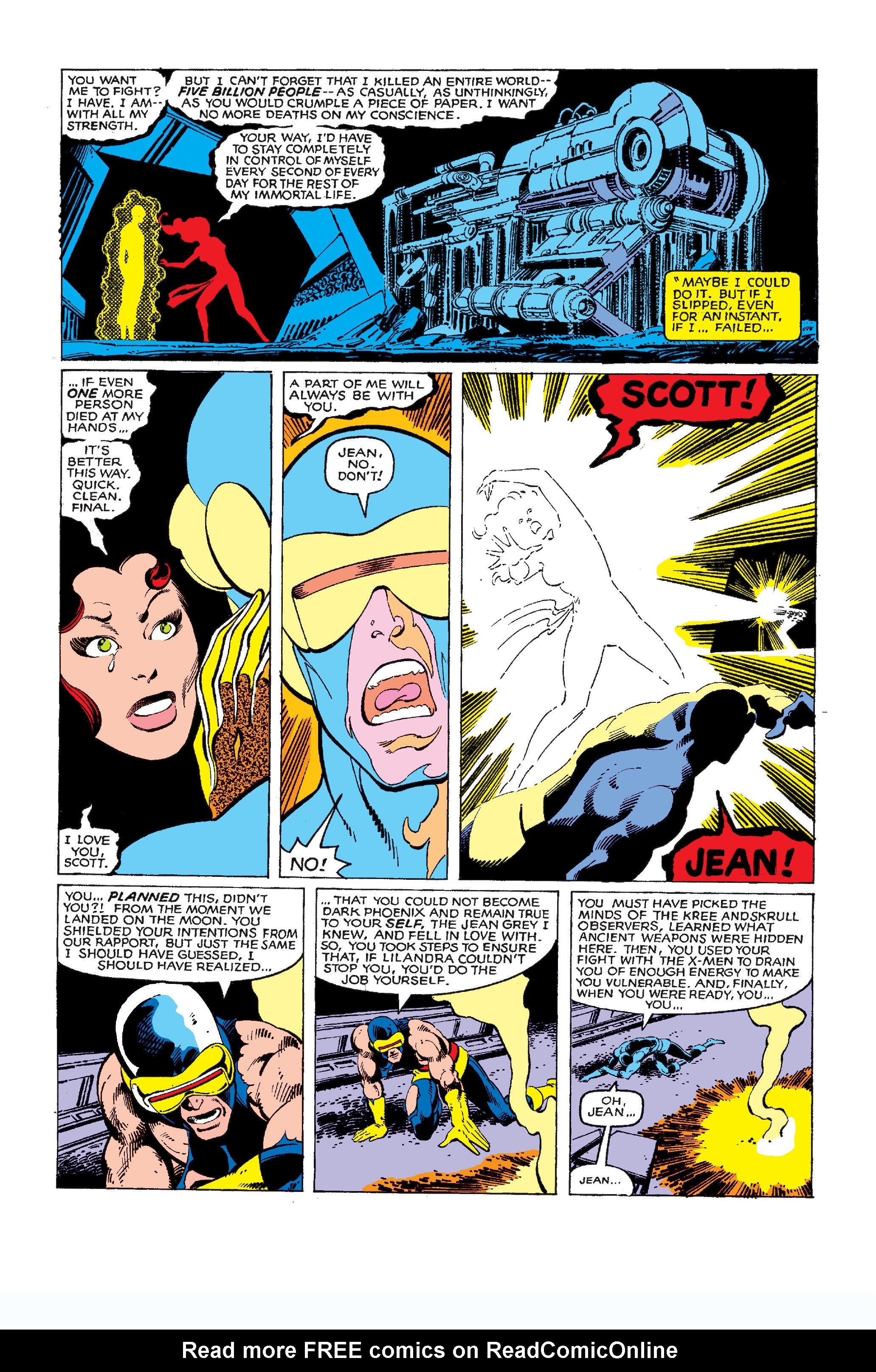 Uncanny X-Men (1963) 137 Page 33