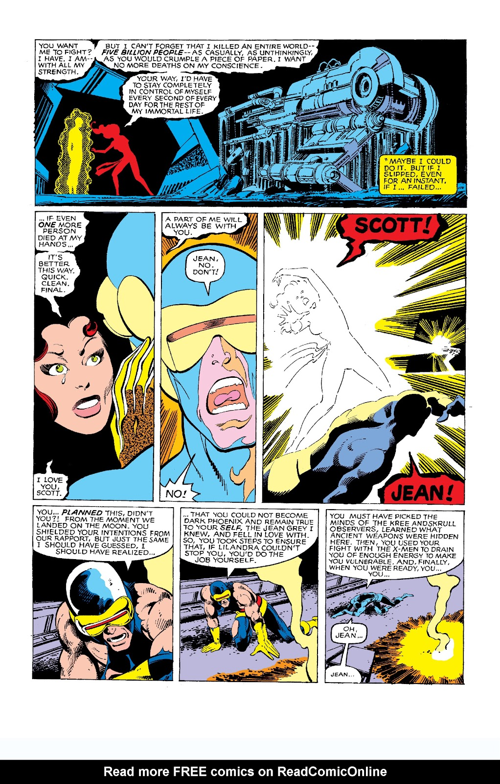 Uncanny X-Men (1963) issue 137 - Page 34