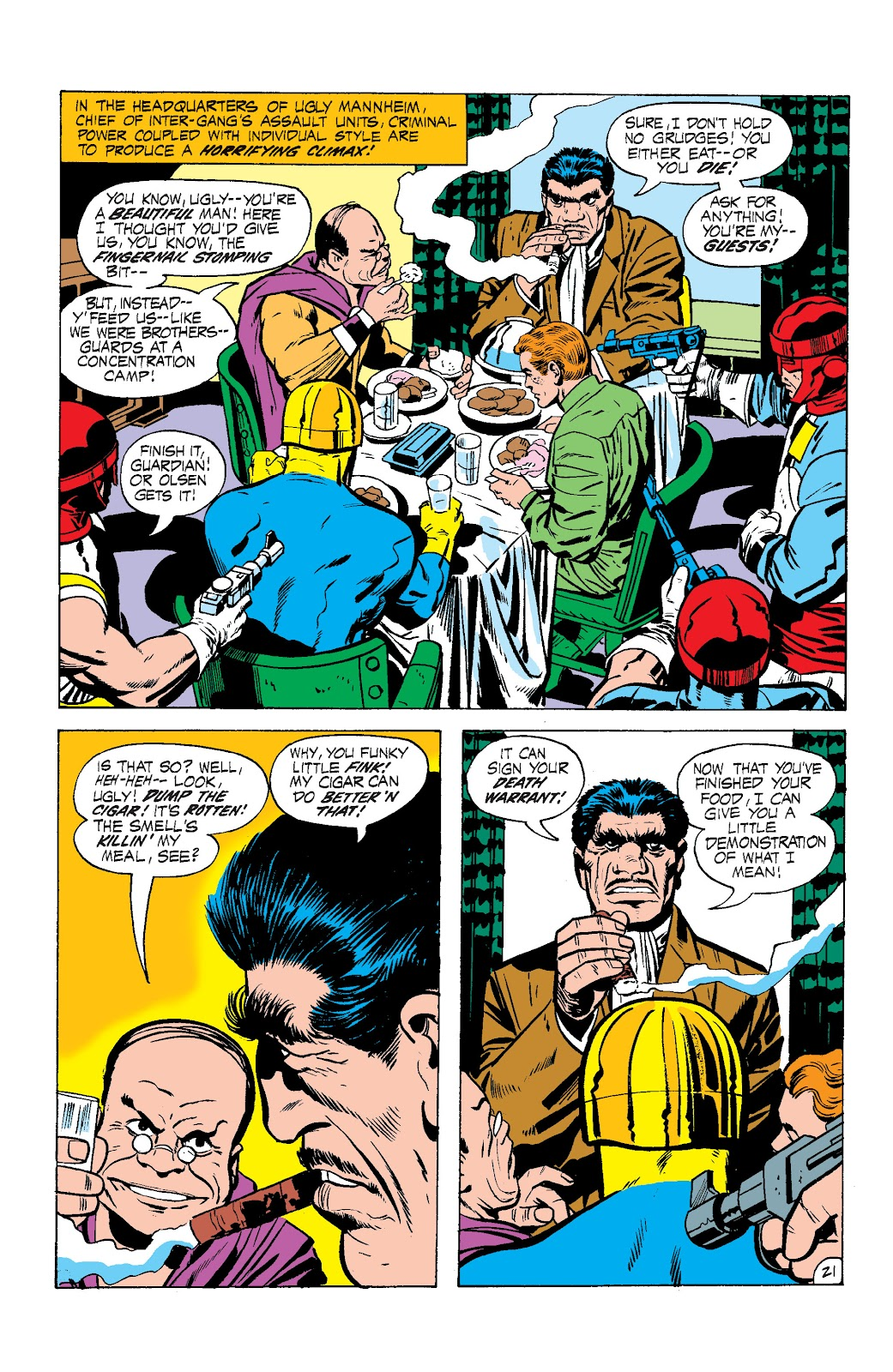 Read online Superman's Pal, Jimmy Olsen by Jack Kirby comic -  Issue # TPB (Part 2) - 65